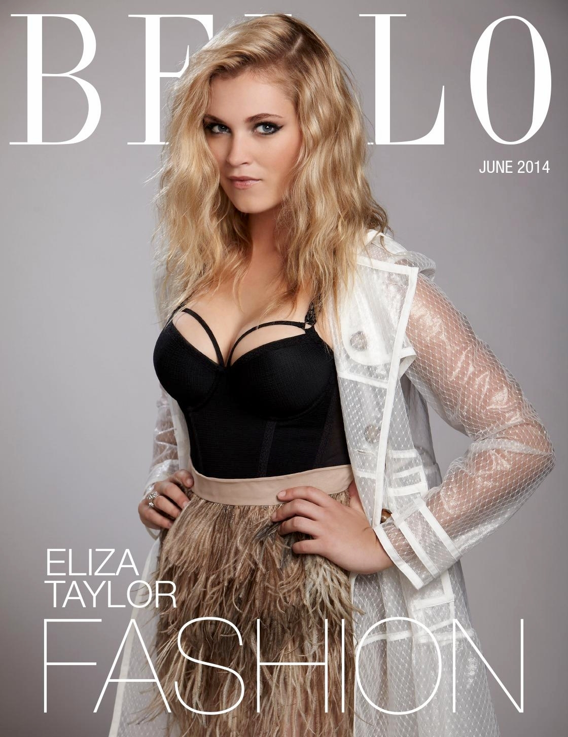 Eliza Taylor by JSquared Photoshoot for Bello Magazine