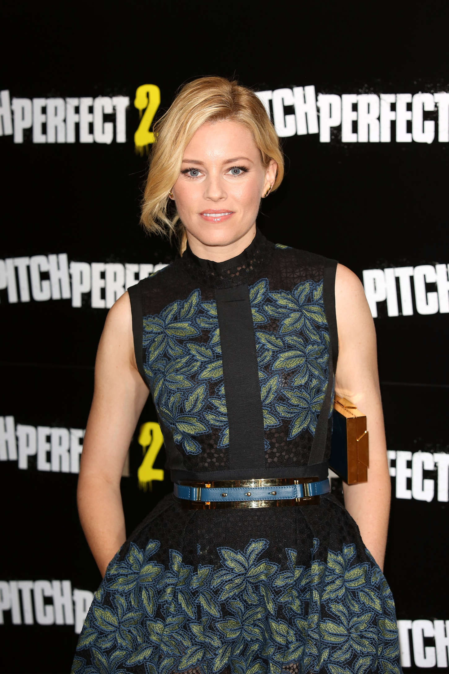 Elizabeth Banks Pitch Perfect VIP Screening in London