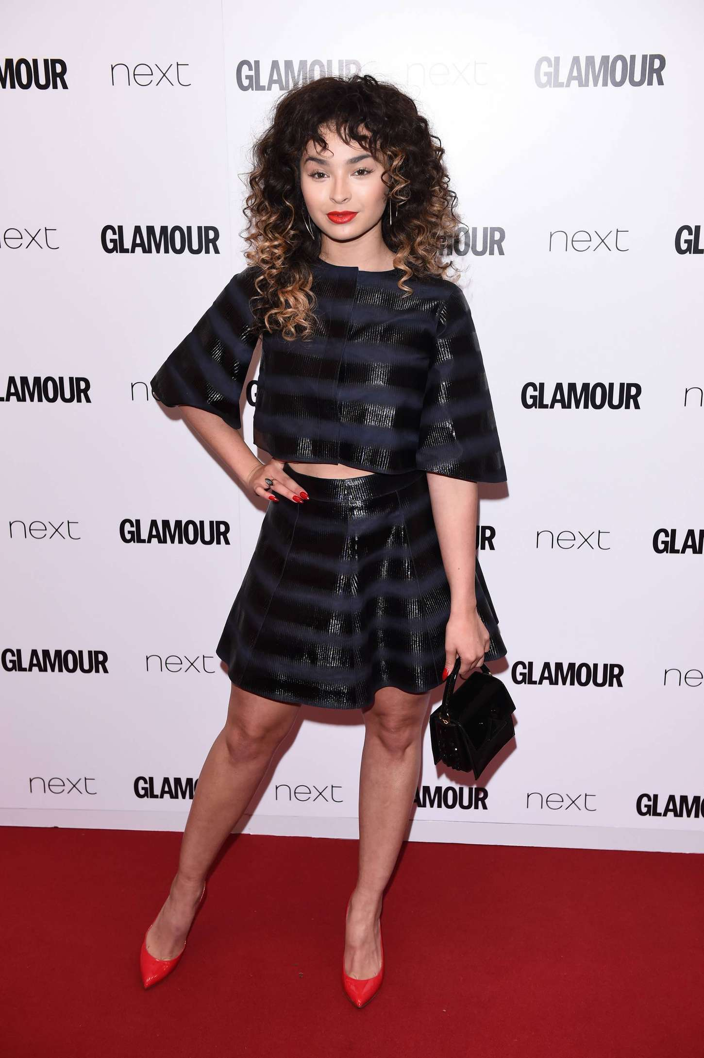 Ella Eyre Glamour Women Of The Year Awards in London
