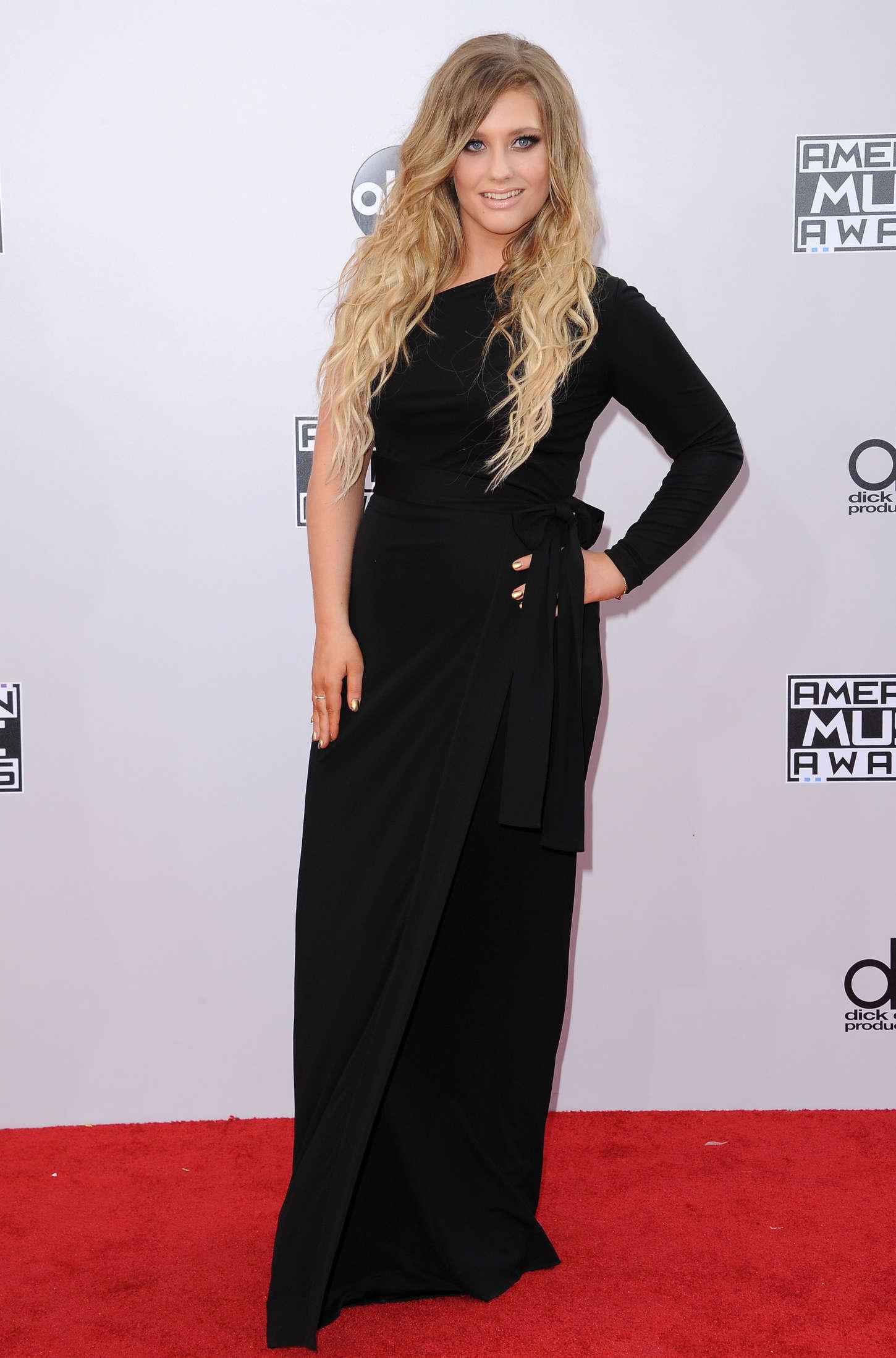 Ella Henderson American Music Awards in Los Angeles