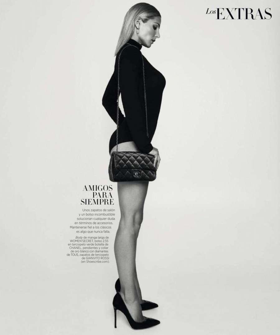 Elsa Pataky Harpers Bazaar Spain Magazine