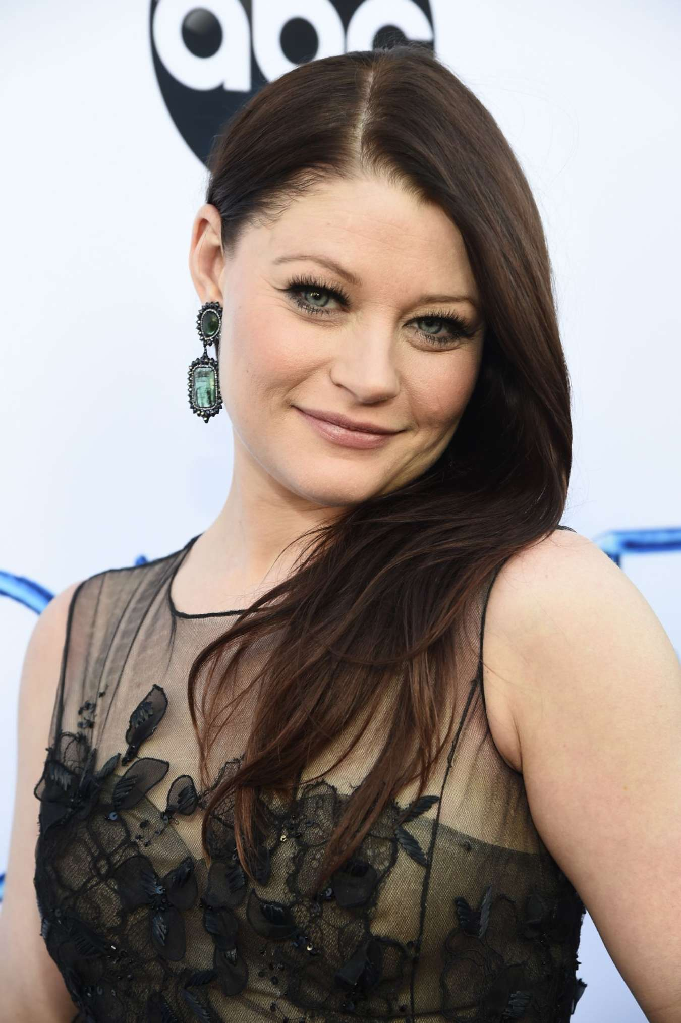 Emilie De Ravin Once Upon a Time Season Screening After Party in Hollywood