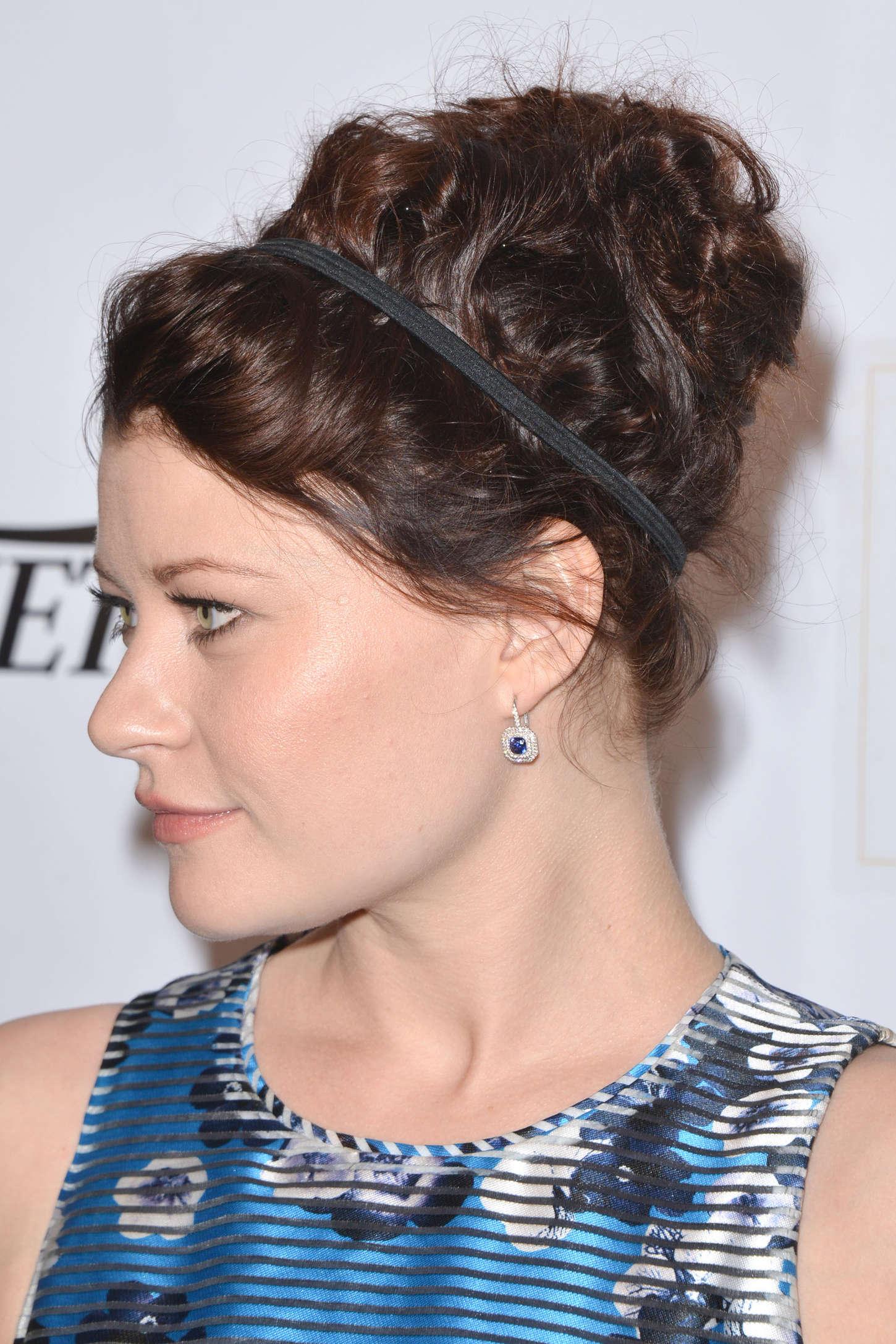 Emilie de Ravin TMA Heller Awards in Los Angeles