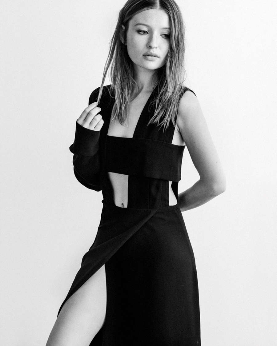 Emily Browning Interview Magazine