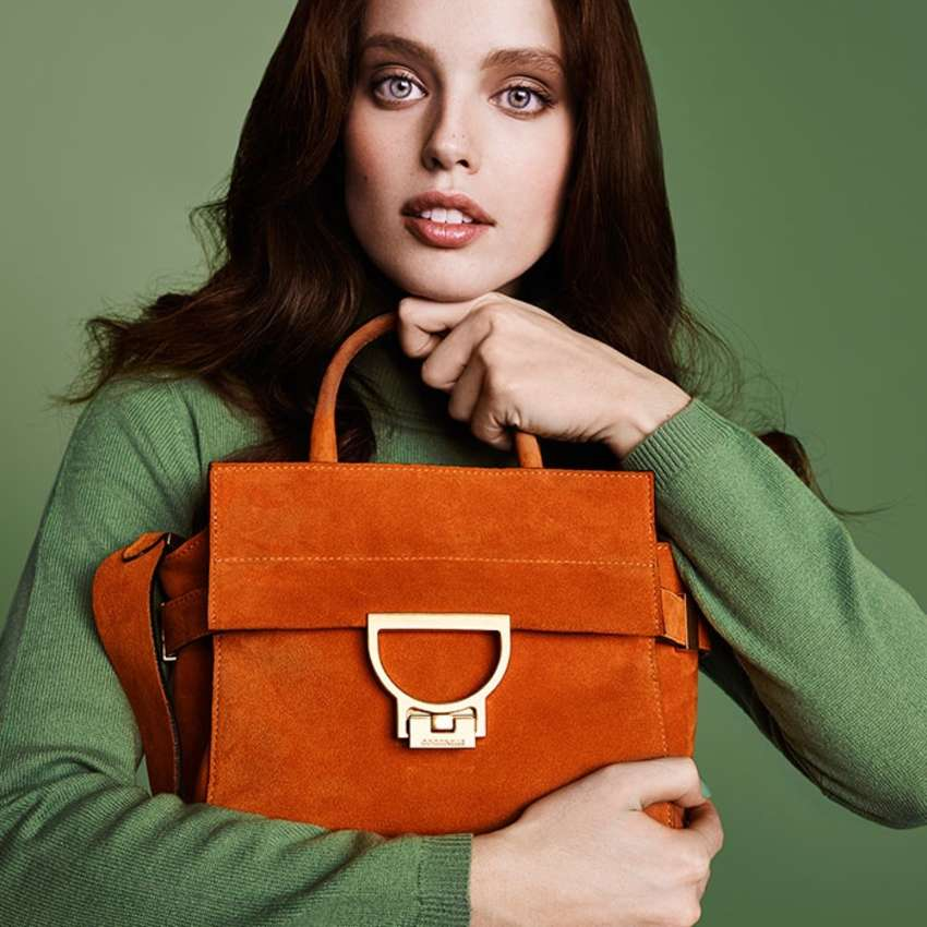 Emily DiDonato Coccinelle Fall/Winter