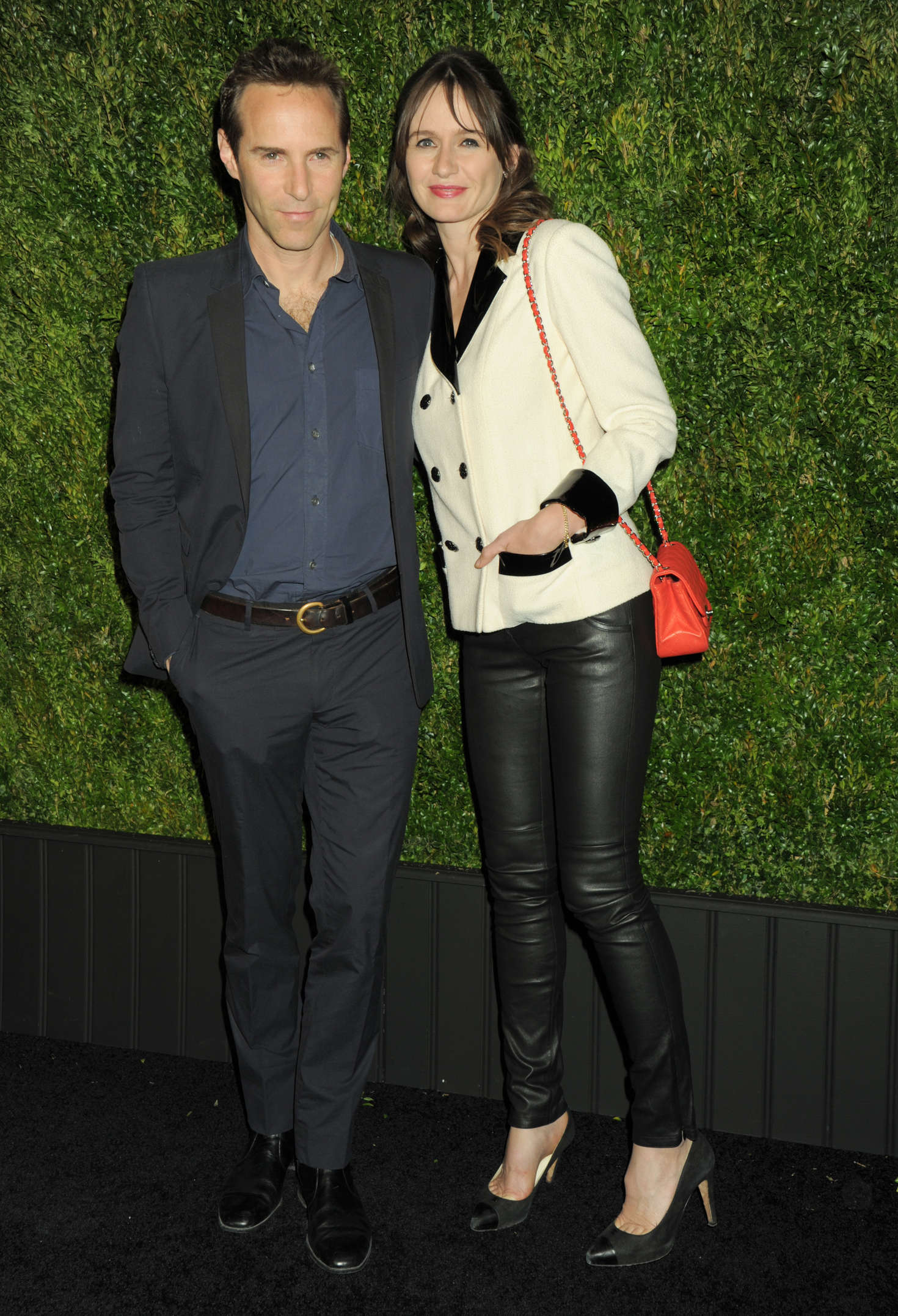 Emily Mortimer Chanel Tribeca Film Festival Artists Dinner in New York