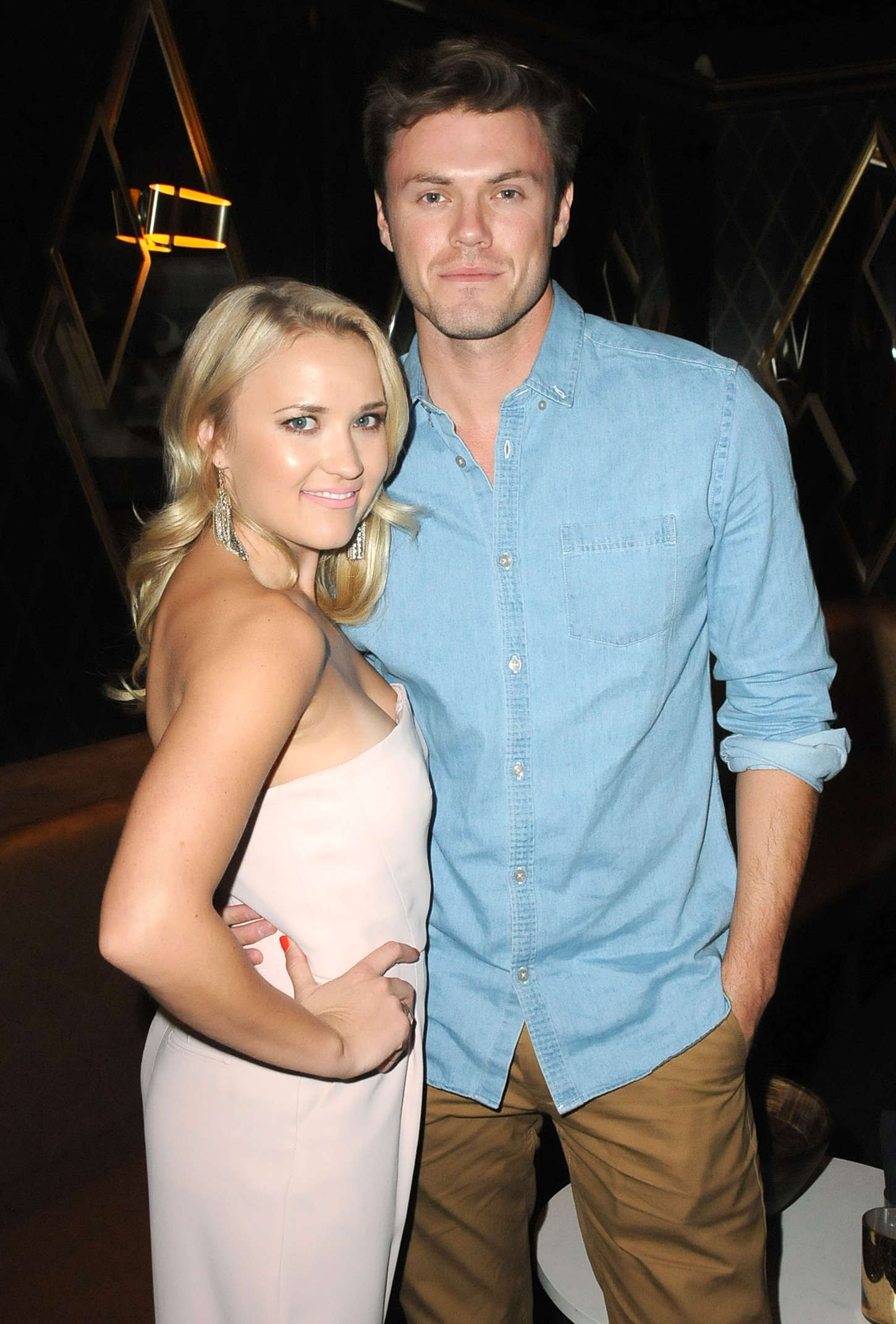 Emily Osment A Boo2Bullying Benefit in West Hollywood