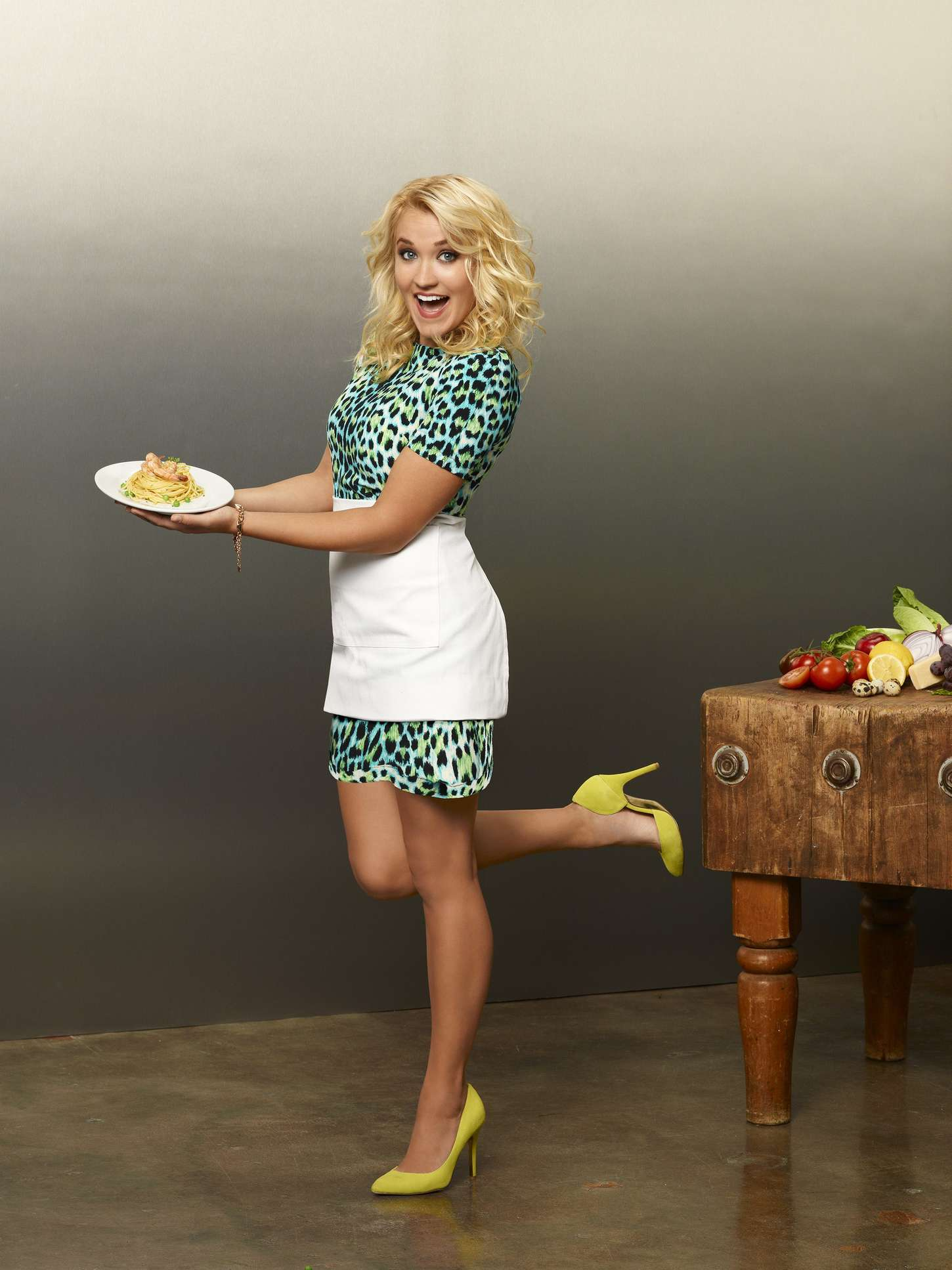 Emily Osment Young Hungry Season Promos