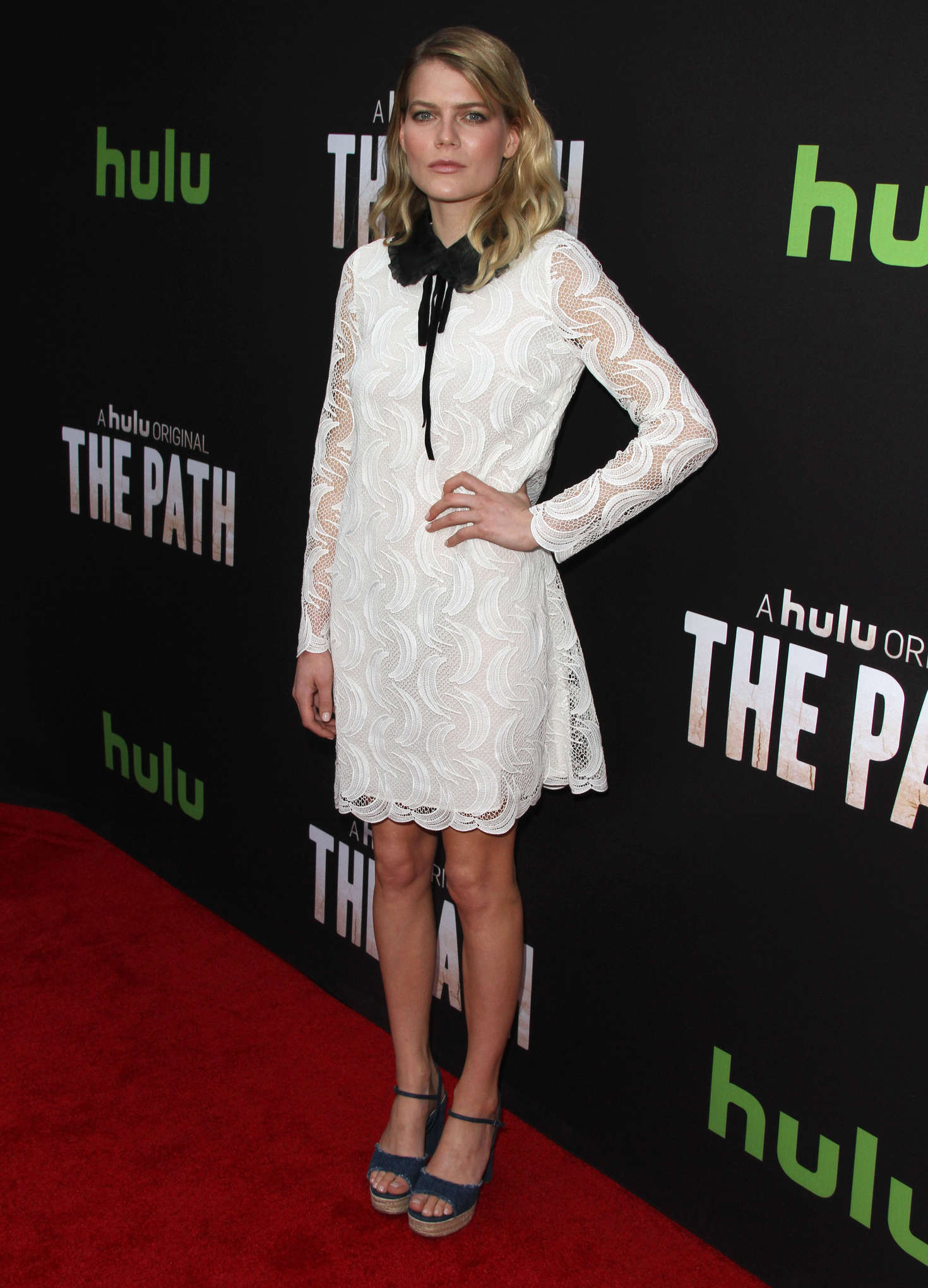 Emma Greenwell The Path Premiere in Hollywood