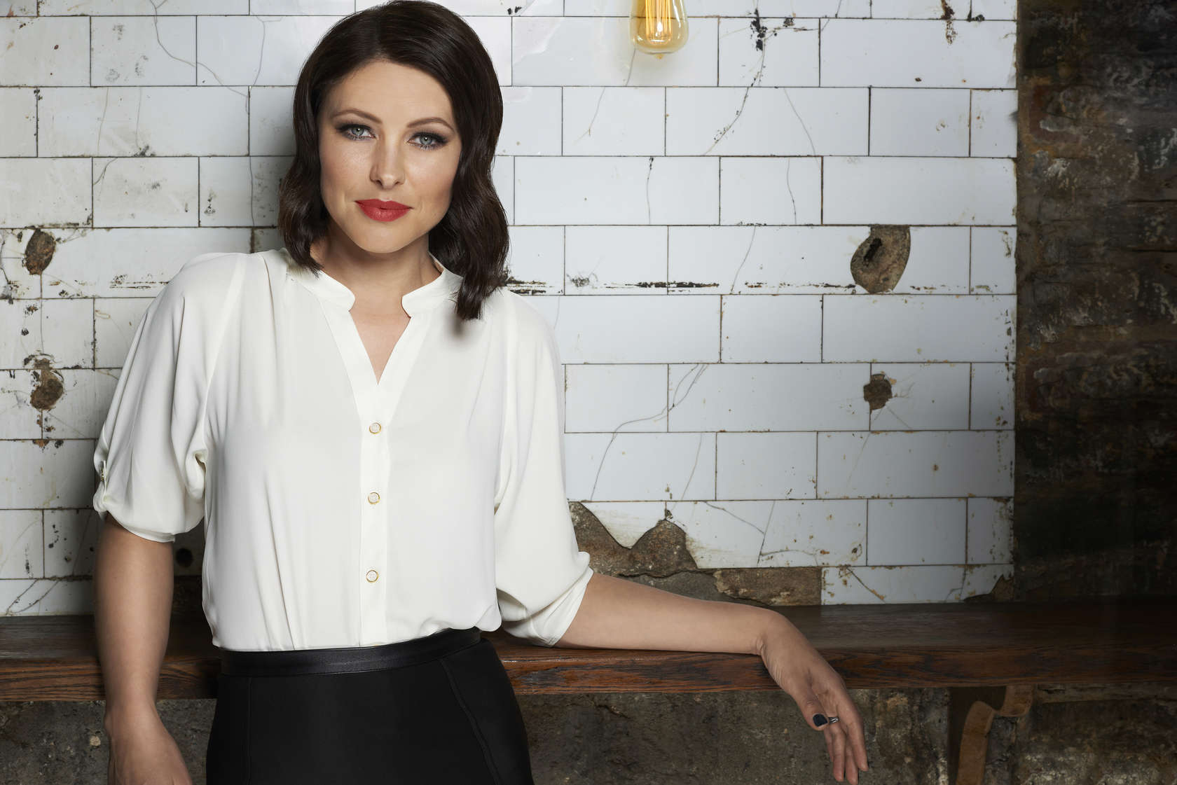 Emma Willis Big Brother Promos
