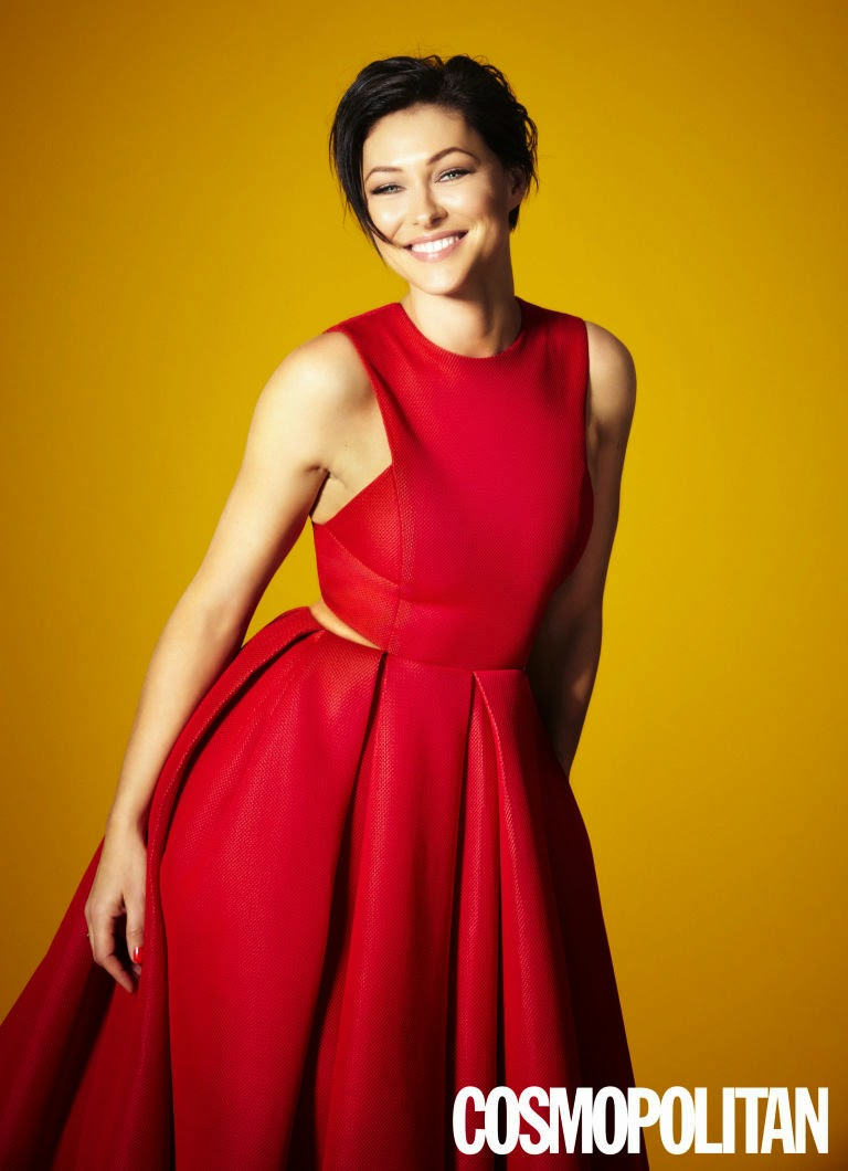 Emma Willis Cosmopolitan UK Magazine