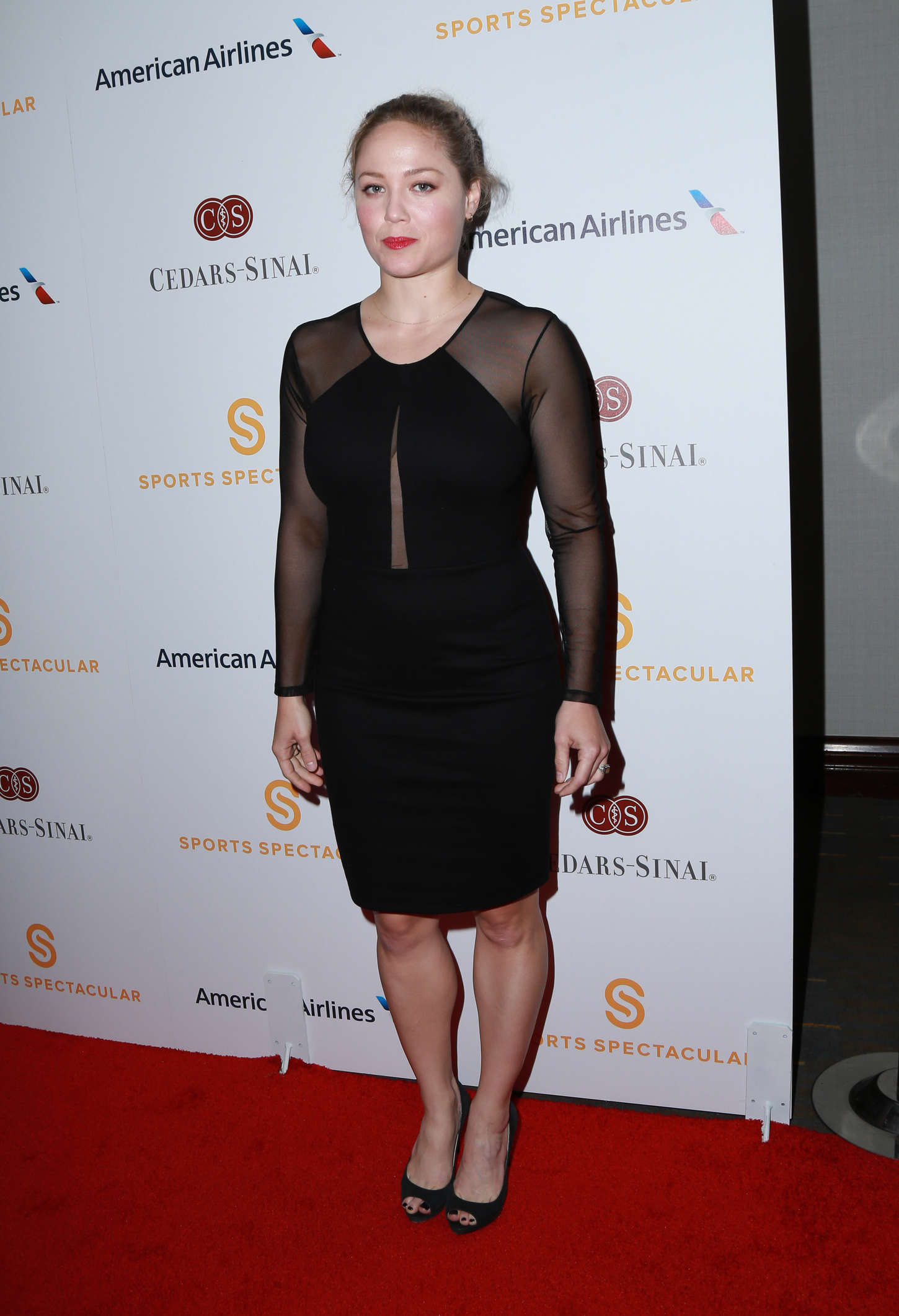 Erika Christensen Cedars-Sinai Sports Spectacular in Century City