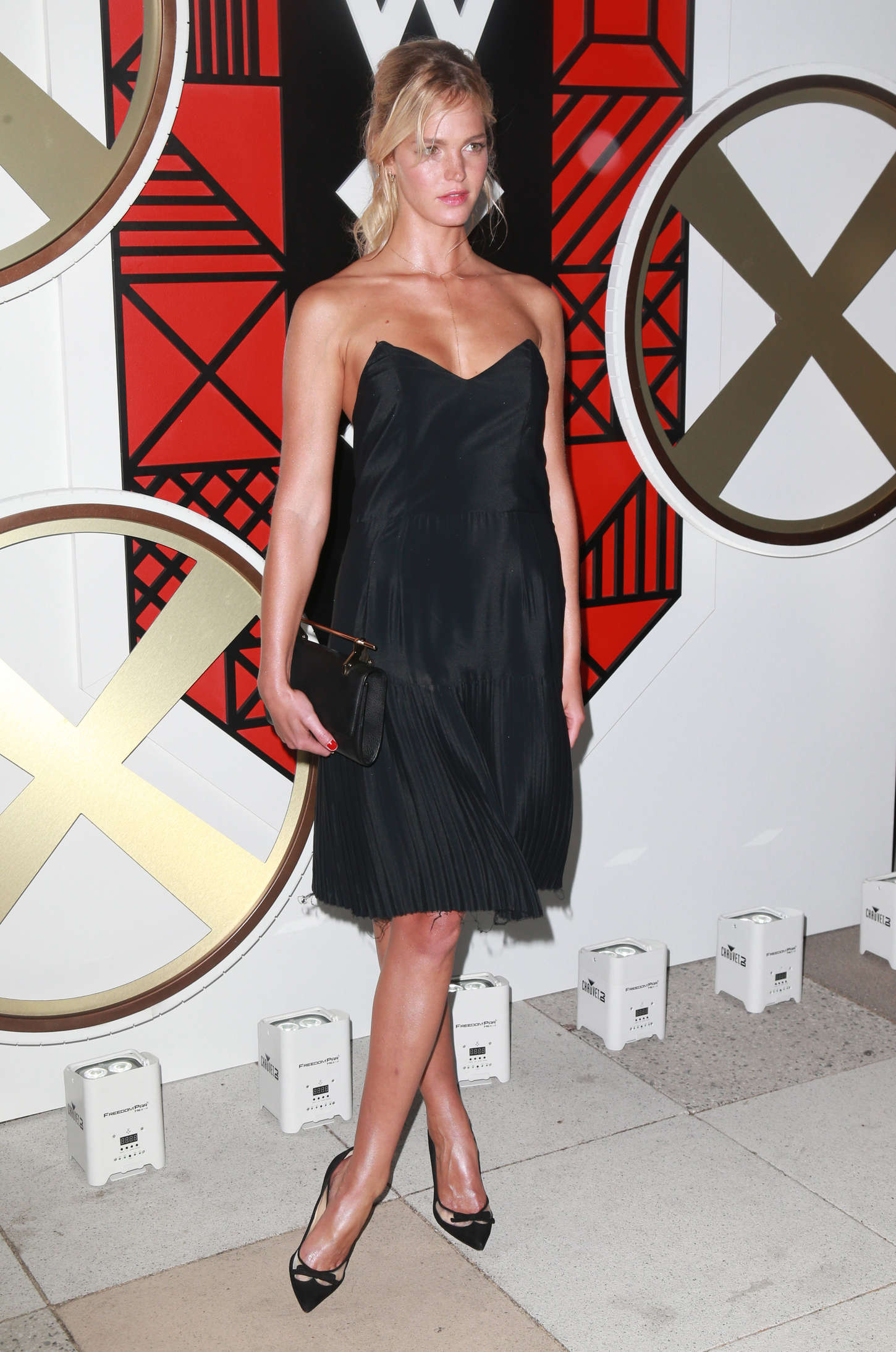 Erin Heatherton All Aboard! W Hotels Toasts The Upcoming Opening Of W Amsterdam in New York