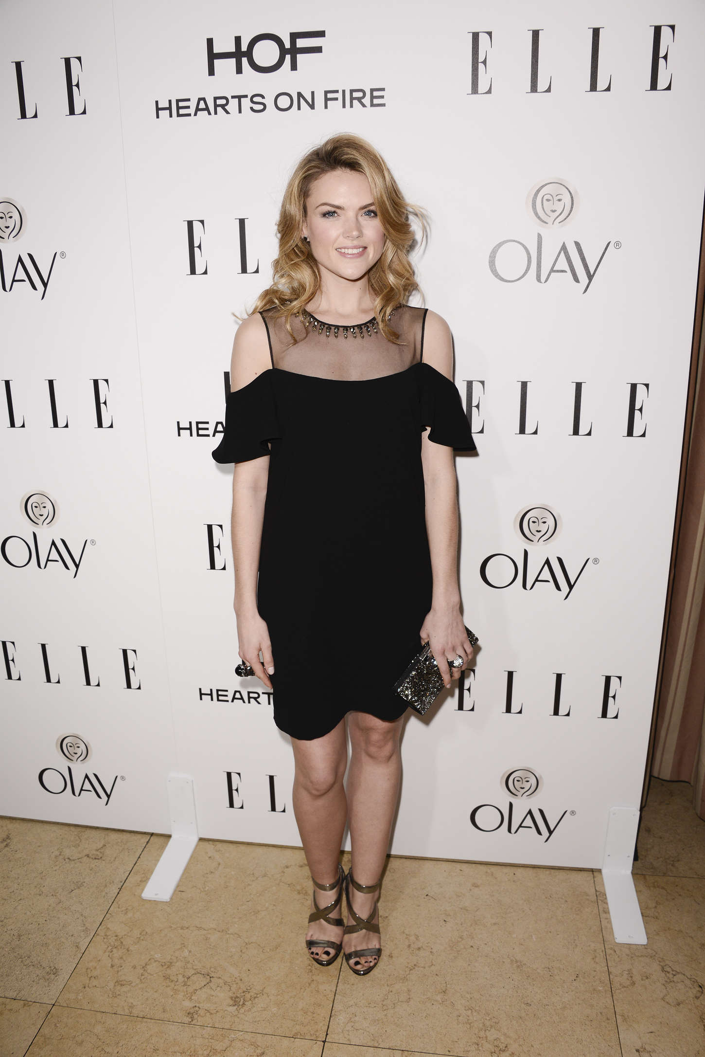 Erin Richards ELLEs Annual Women in Television Celebration in West Hollywood