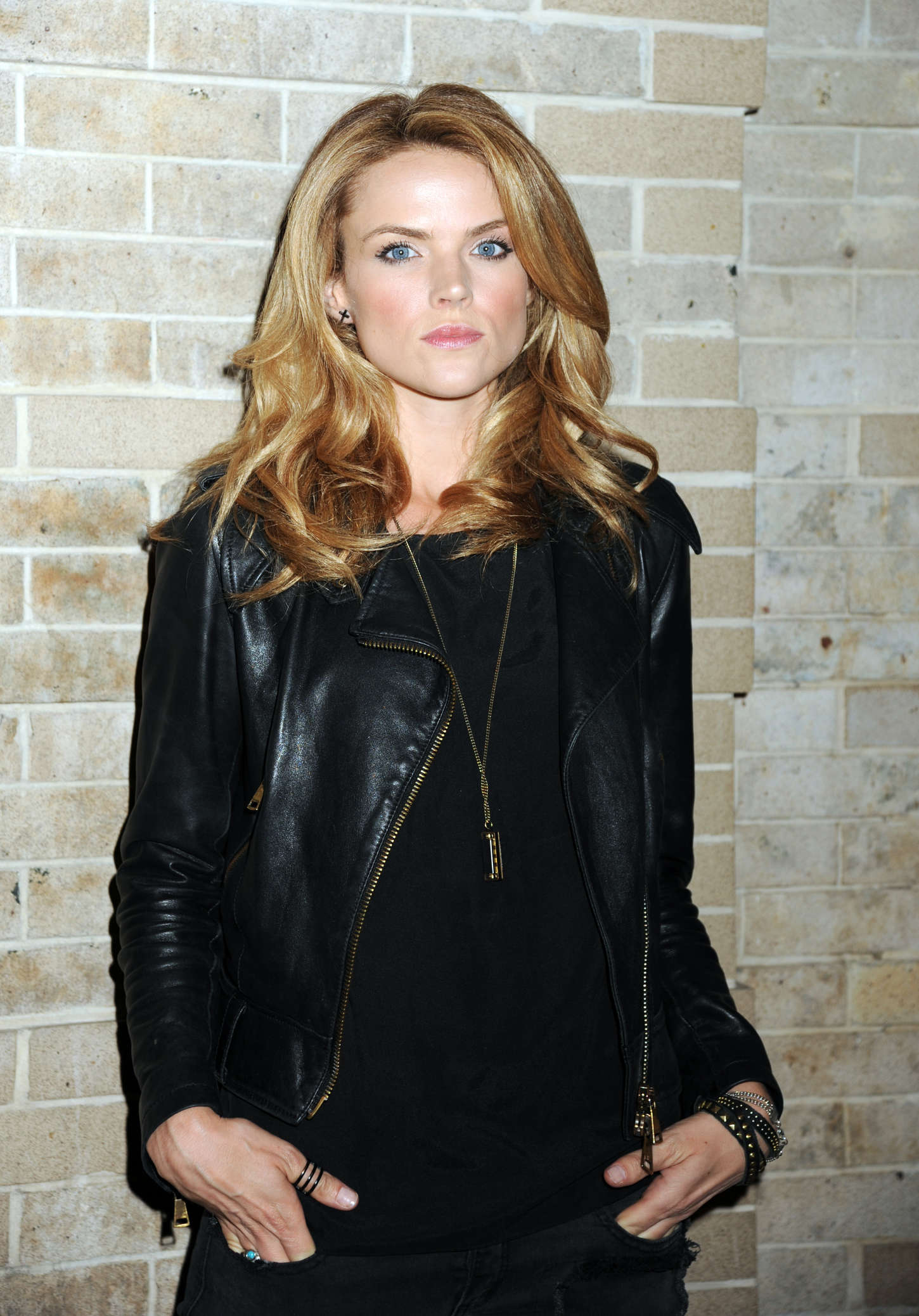 Erin Richards Flaunt Magazine Distress Issue Launch at Gilded Lily in New York