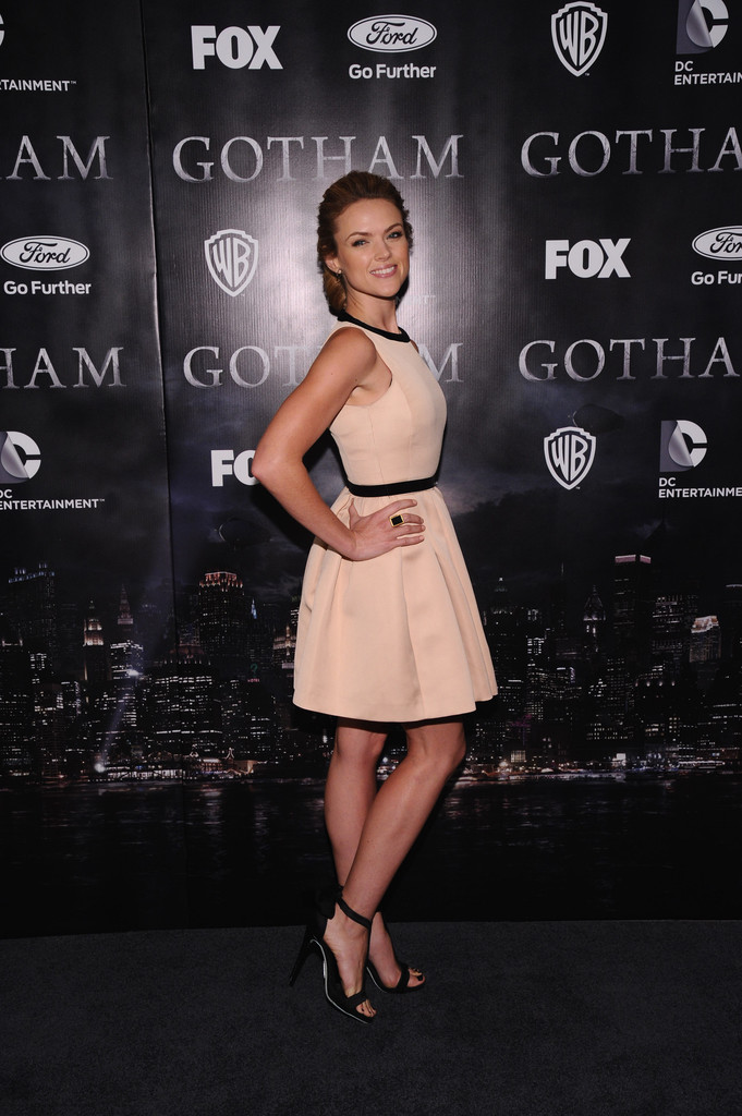Erin Richards Gotham Premiere in New York