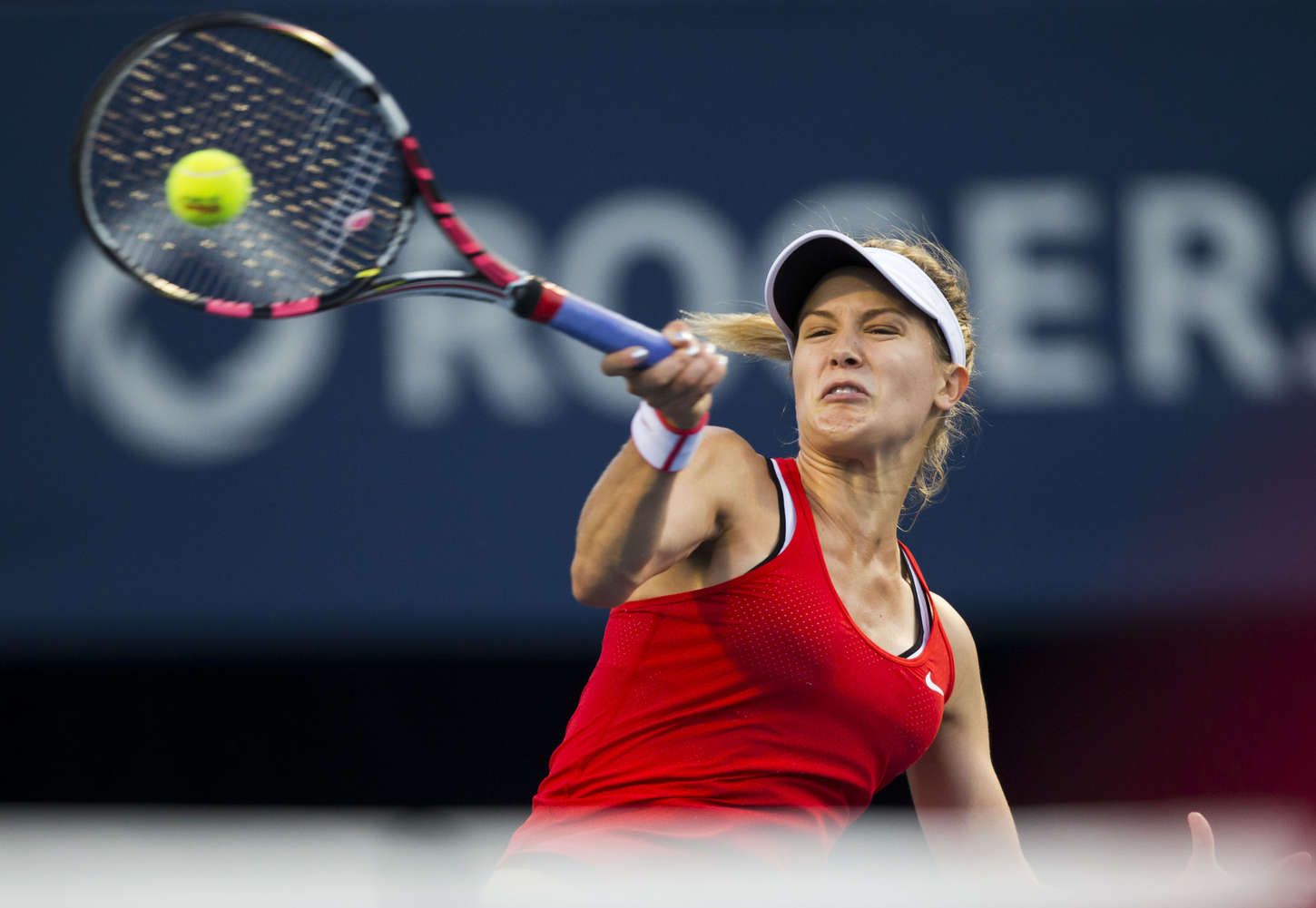 Eugenie Bouchard Rogers Cup in Toronto