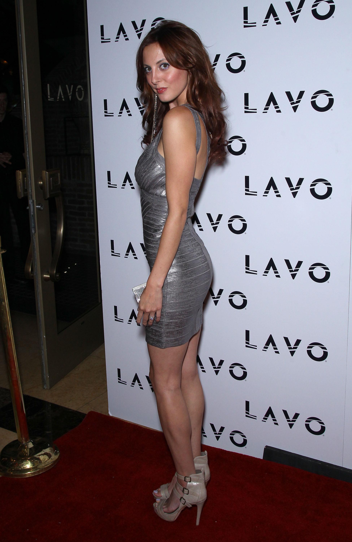 Eva Amurri At her Bachelorette Party in Las Vegas