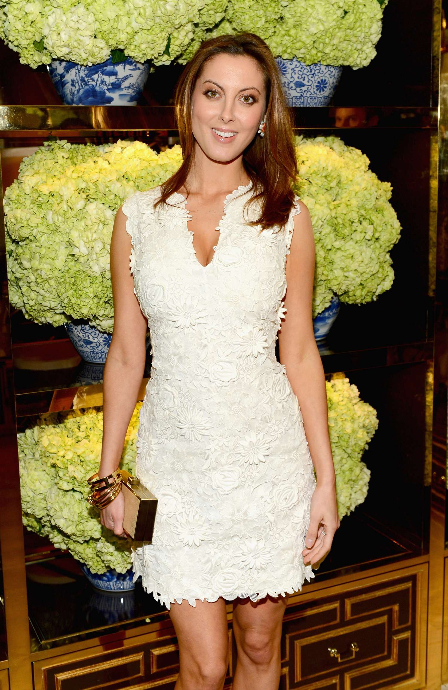 Eva Amurri Tory Burch Rodeo Drive Flagship Opening in Beverly Hills
