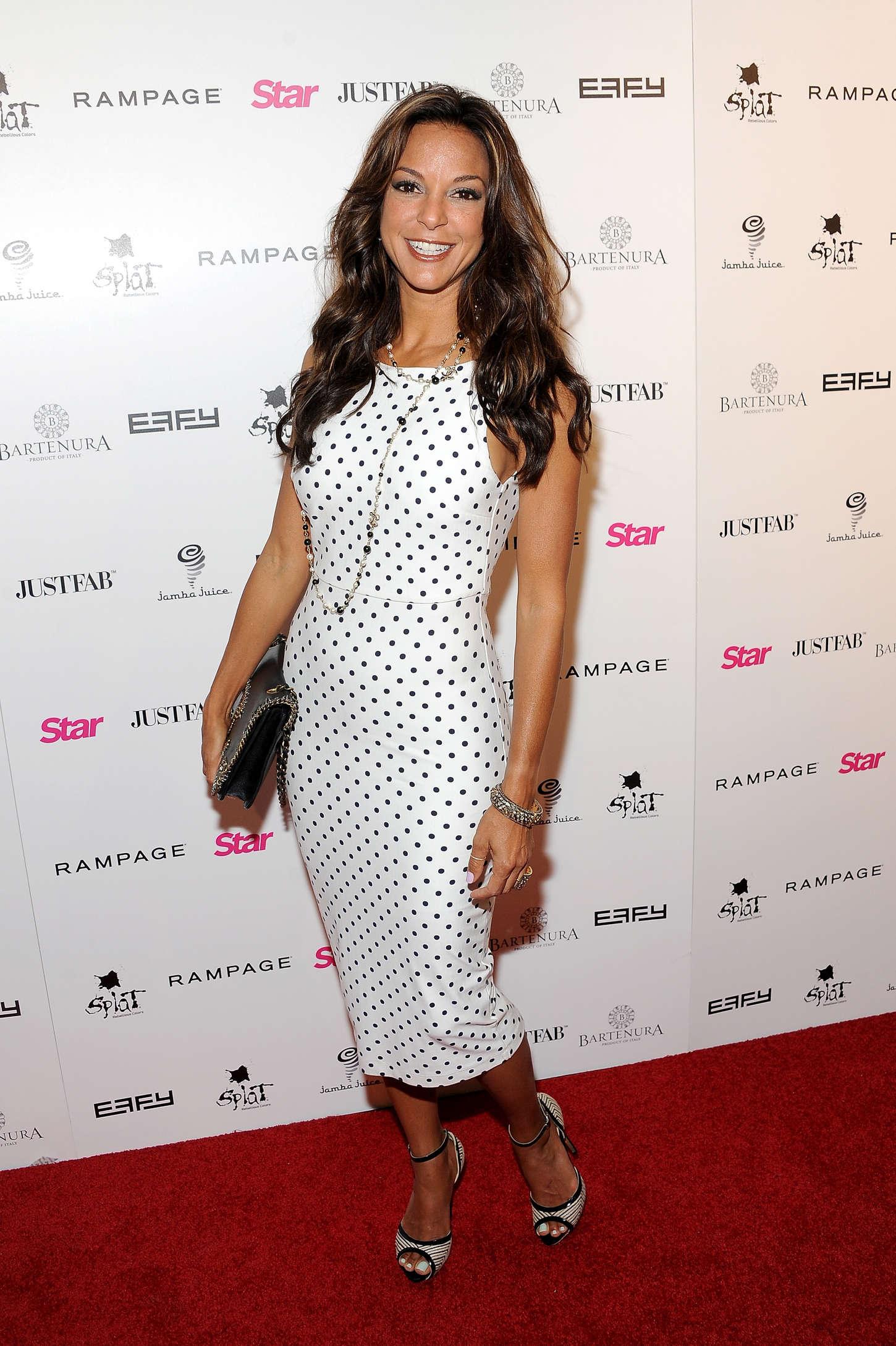 Eva LaRue Star Magazine Scene Stealers Event in Los Angeles
