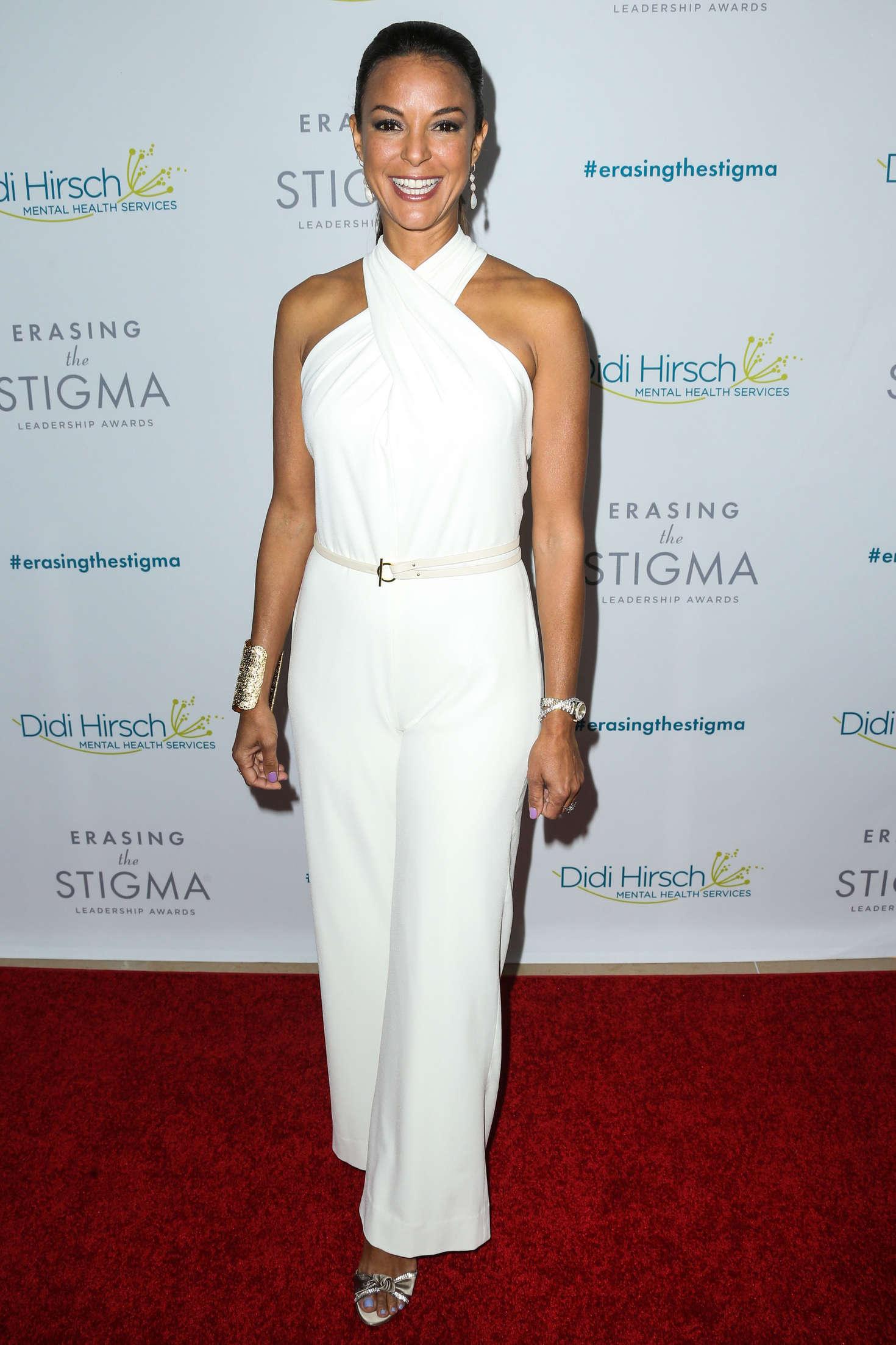 Eva LaRue Stigma Leadership Awards in Beverly Hills