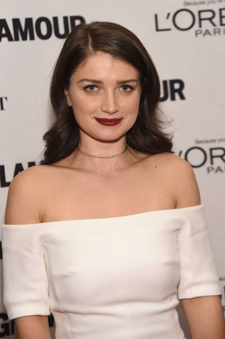 Eve Hewson Annual Glamour Women of the Year Awards in New York
