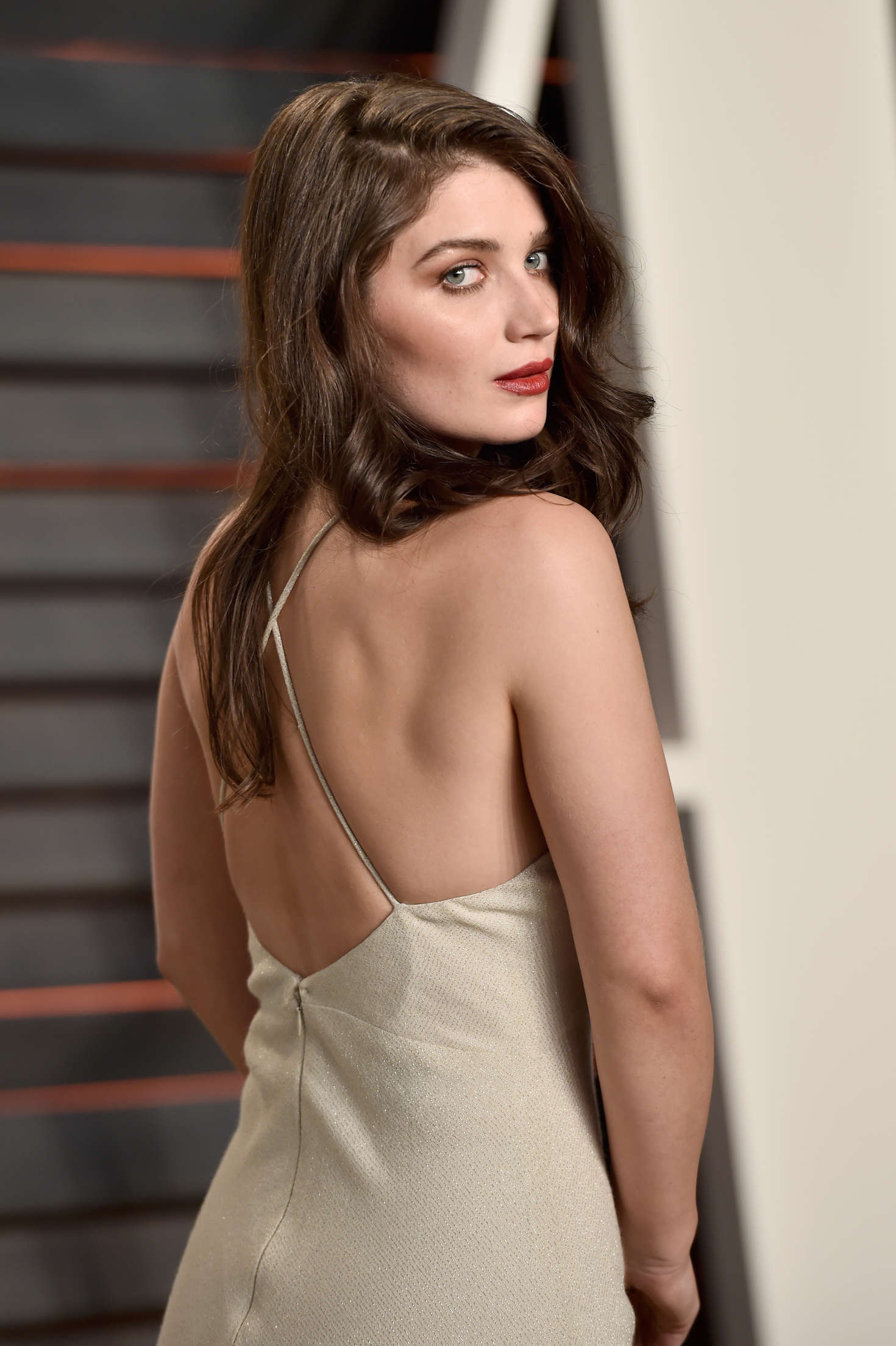 Eve Hewson Vanity Fair Oscar Party in Beverly Hills