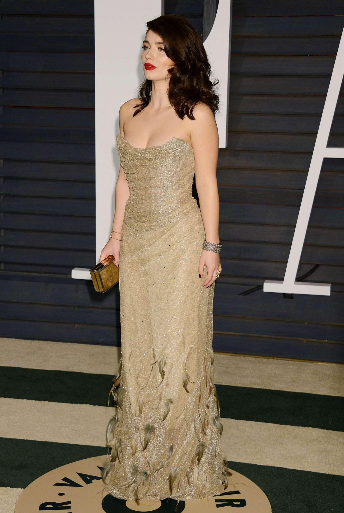 Eve Hewson Vanity Fair Oscar Party in Hollywood