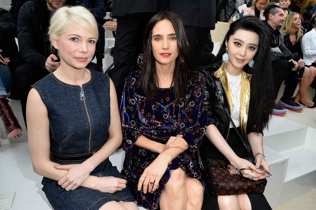 Fan Bingbing Louis Vuitton Fashion Show in Paris