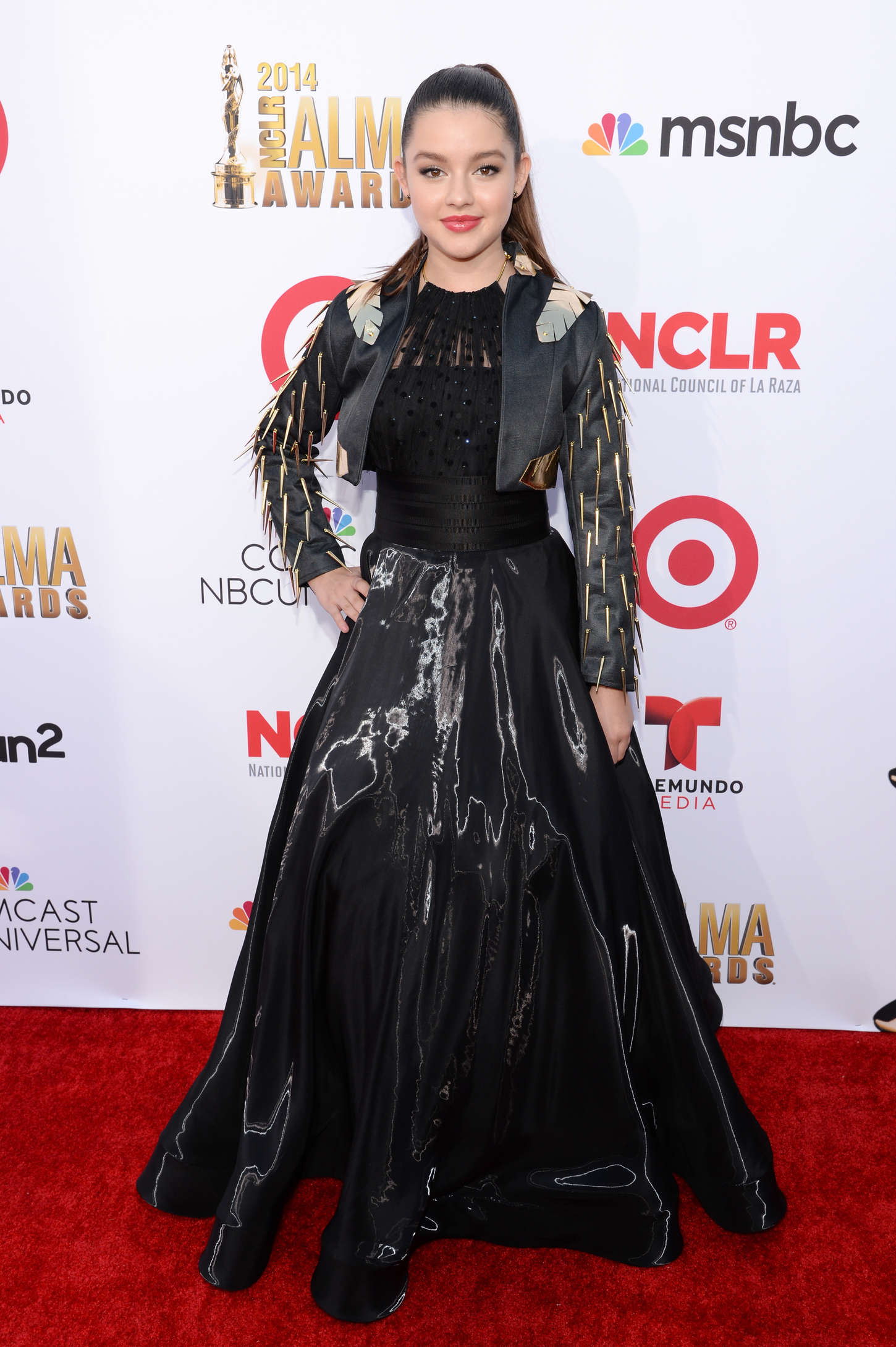 Fatima Ptacek at NCLR ALMA Awards