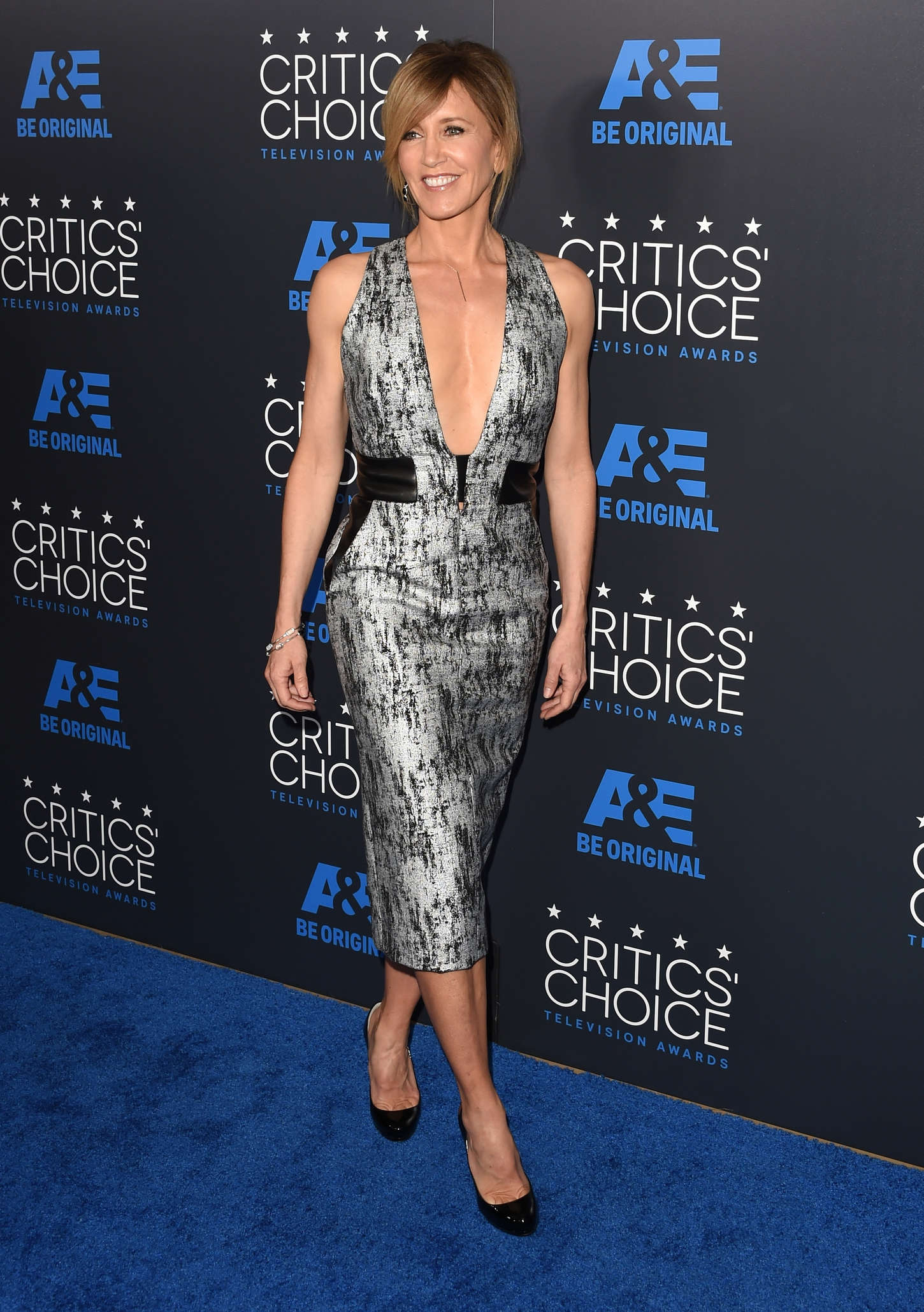 Felicity Huffman Annual Critics Choice Television Awards in Beverly Hills
