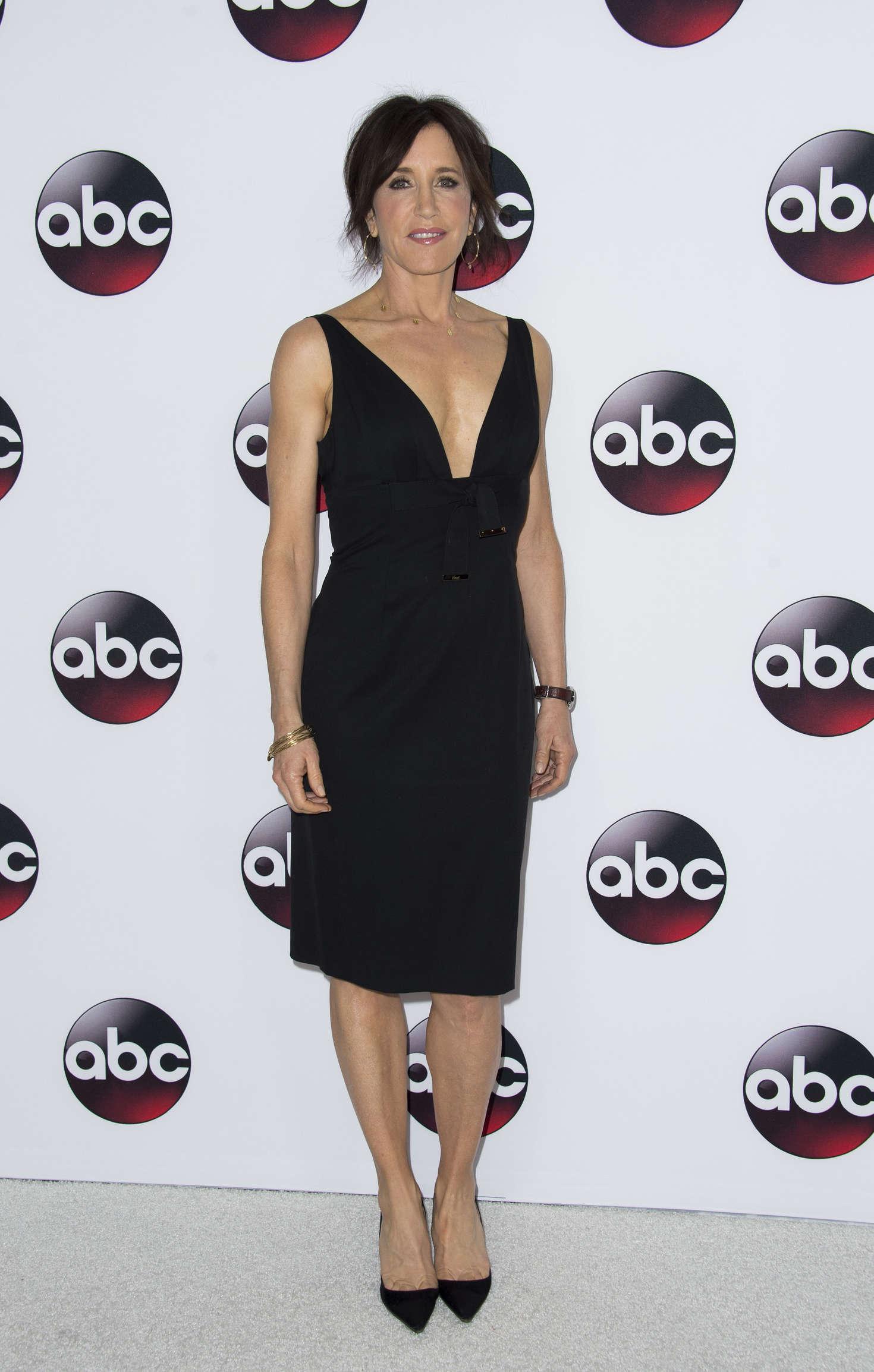 Felicity Huffman Disney/ABC Winter TCA Press Tour in Pasadena
