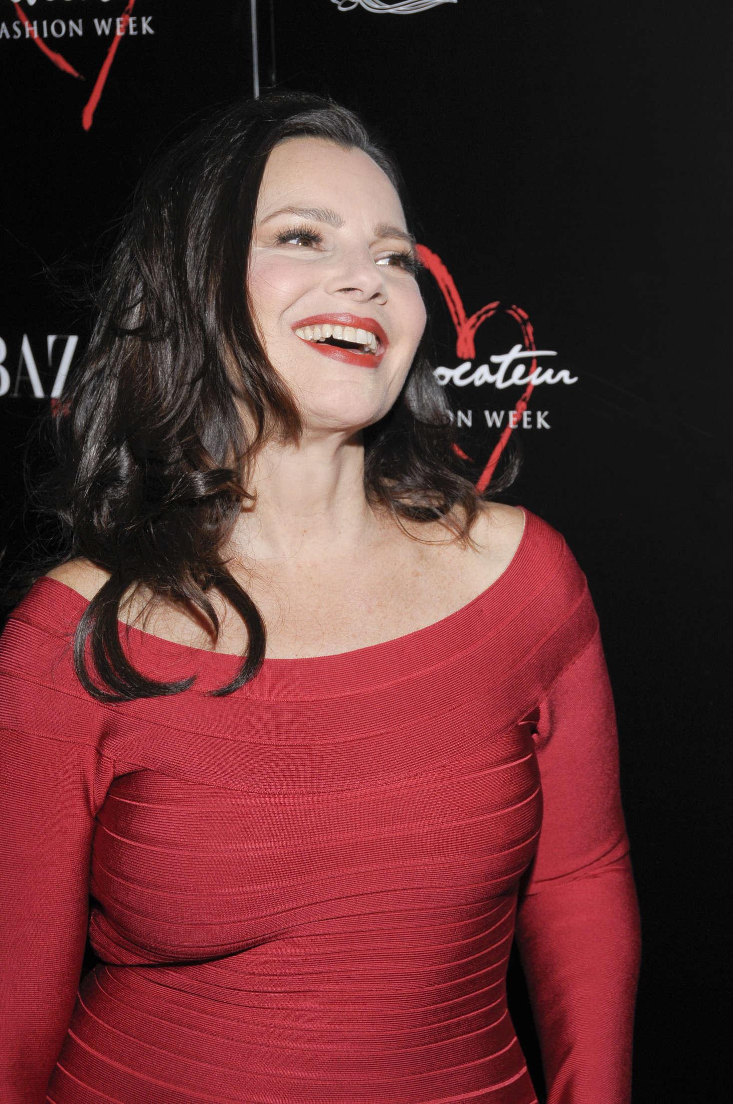 Fran Drescher Harpers Bazaar International Celebrates Fashion Cinema at Provocateur in New York