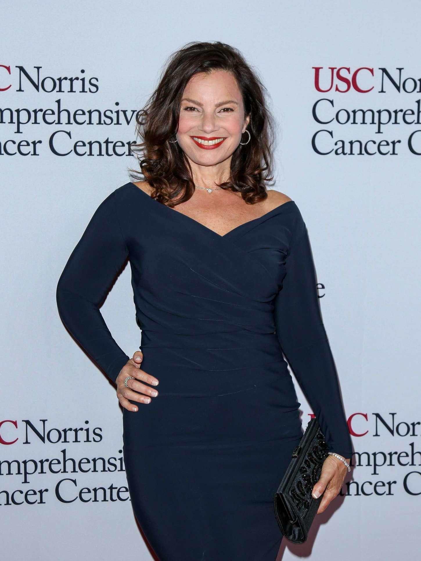 Fran Drescher USC Norris Cancer Center Gala in Beverly Hills