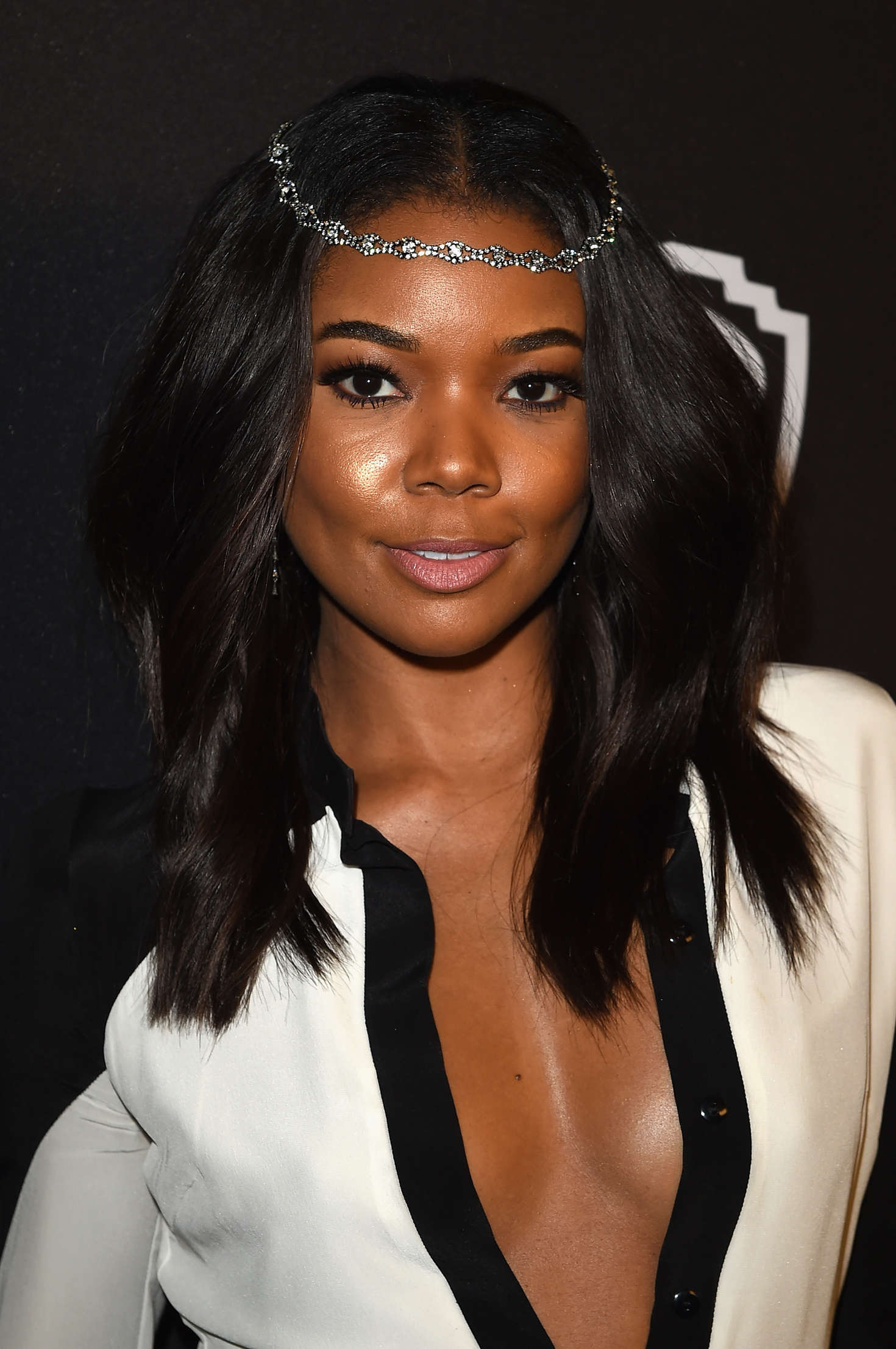 Gabrielle Union InStyle and Warner Bros. Golden Globe Awards Post-Party in Beverly Hills