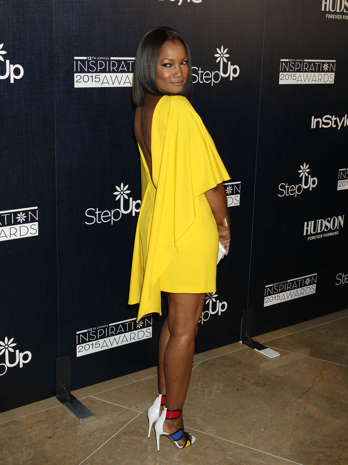 Garcelle Beauvais Step Up Womens Network Annual Inspiration Awards in Beverly Hills