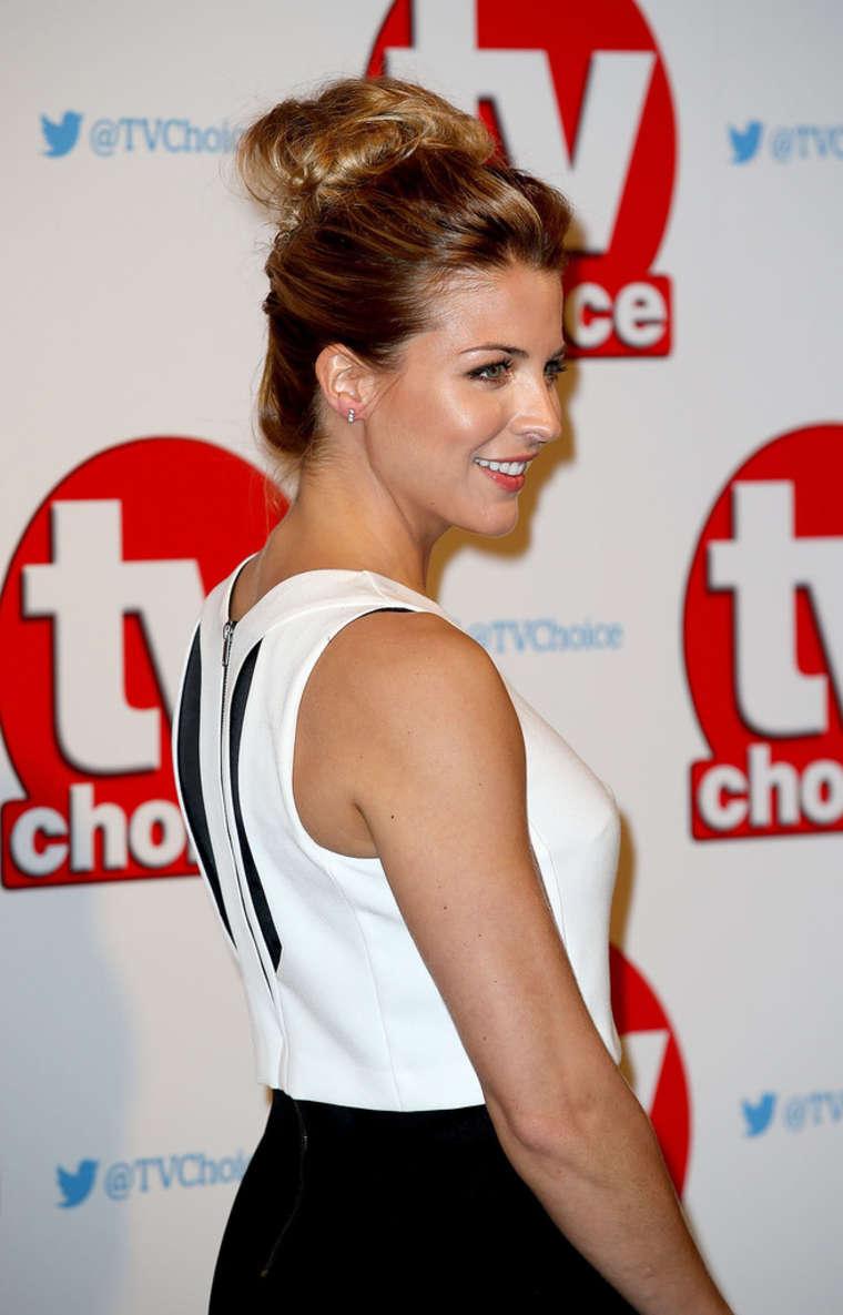 Gemma Atkinson TV Choice Awards in London