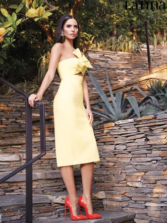 Genesis Rodriguez Latina Magazine