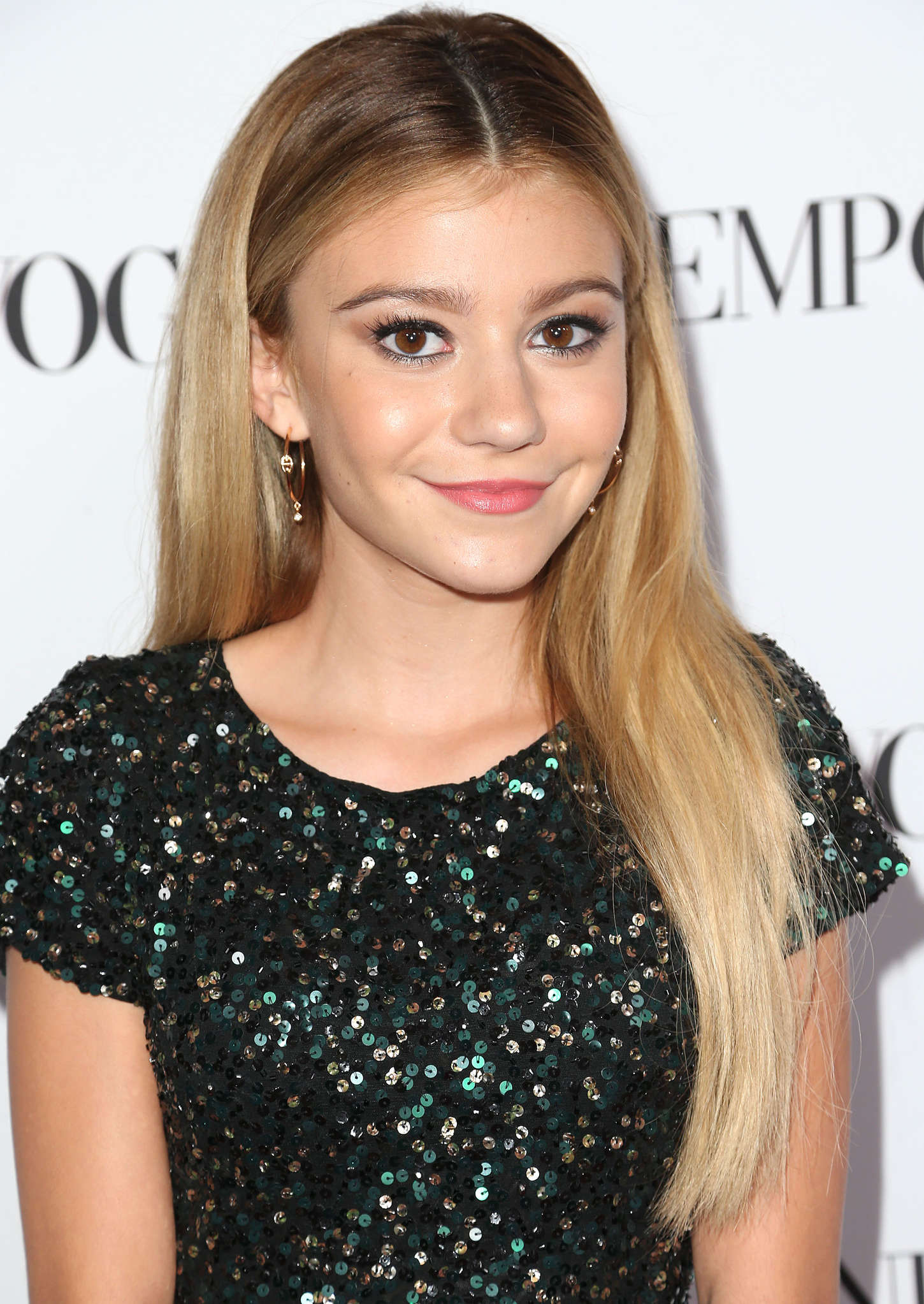 Genevieve Hannelius Annual Teen Vogue Young Hollywood Party in Beverly Hills