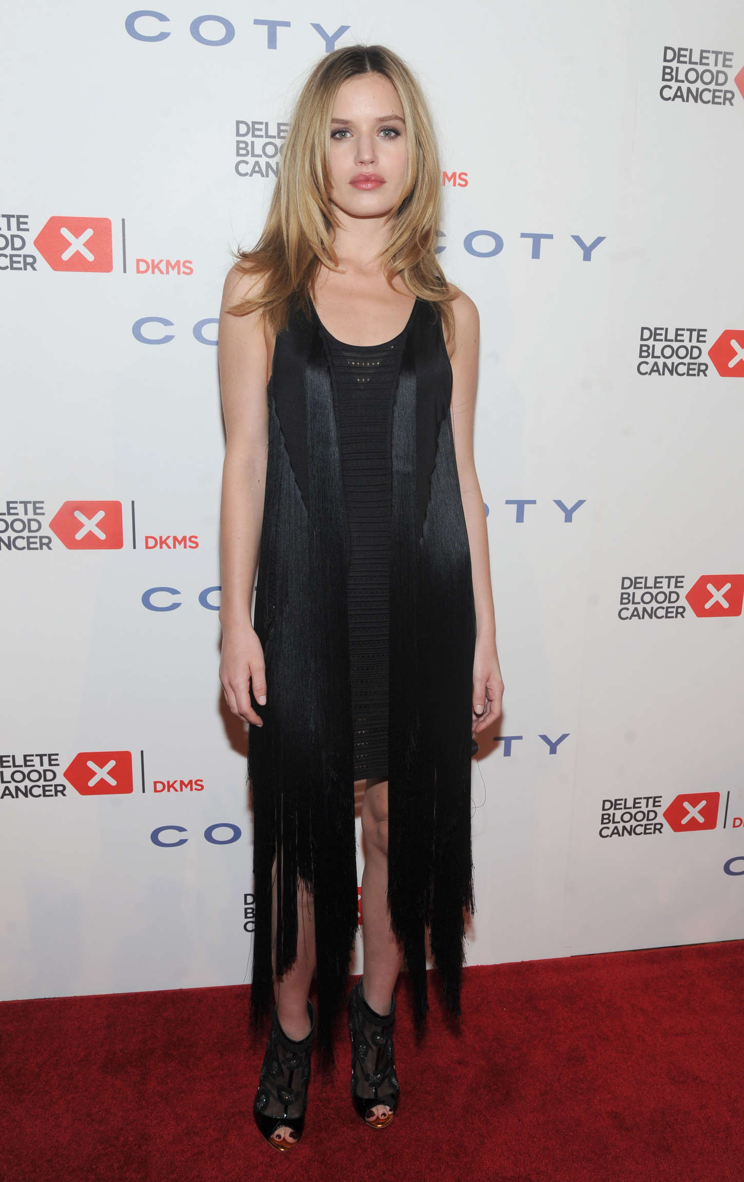 Georgia May Jagger Annual Delete Blood Cancer DKMS Gala in New York