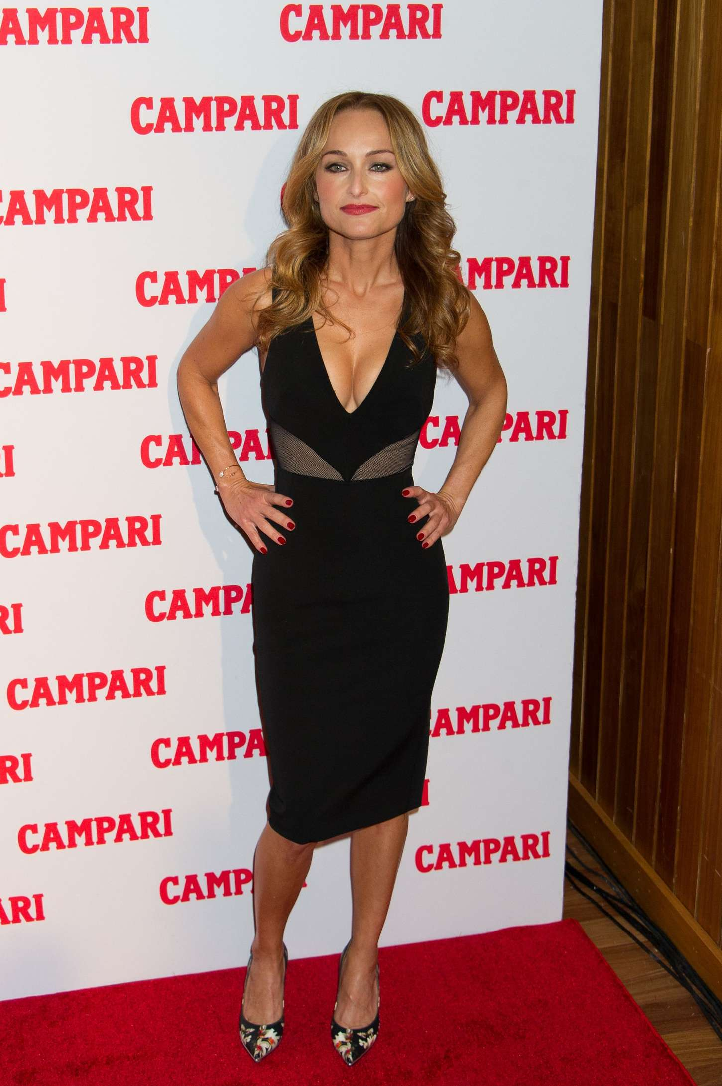 Giada De Laurentiis Campari Launch of the Bittersweet Campaign in New York