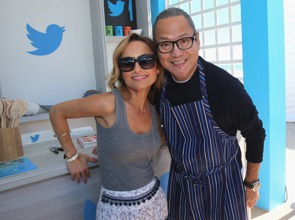 Giada De Laurentiis Food Network and Cooking Channel South Beach Wine and Food Festival in Miami Beach