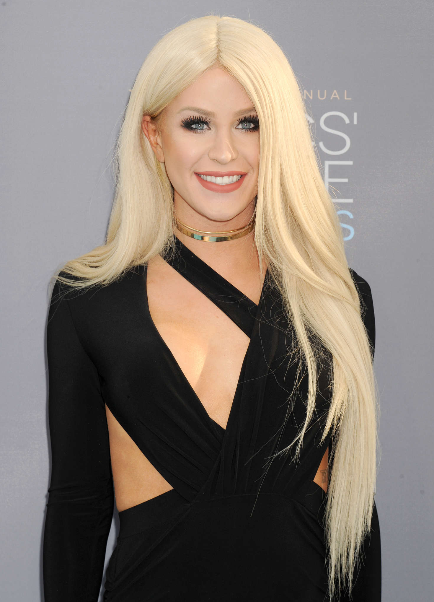 Gigi Gorgeous Annual Critics Choice Awards in Santa Monica