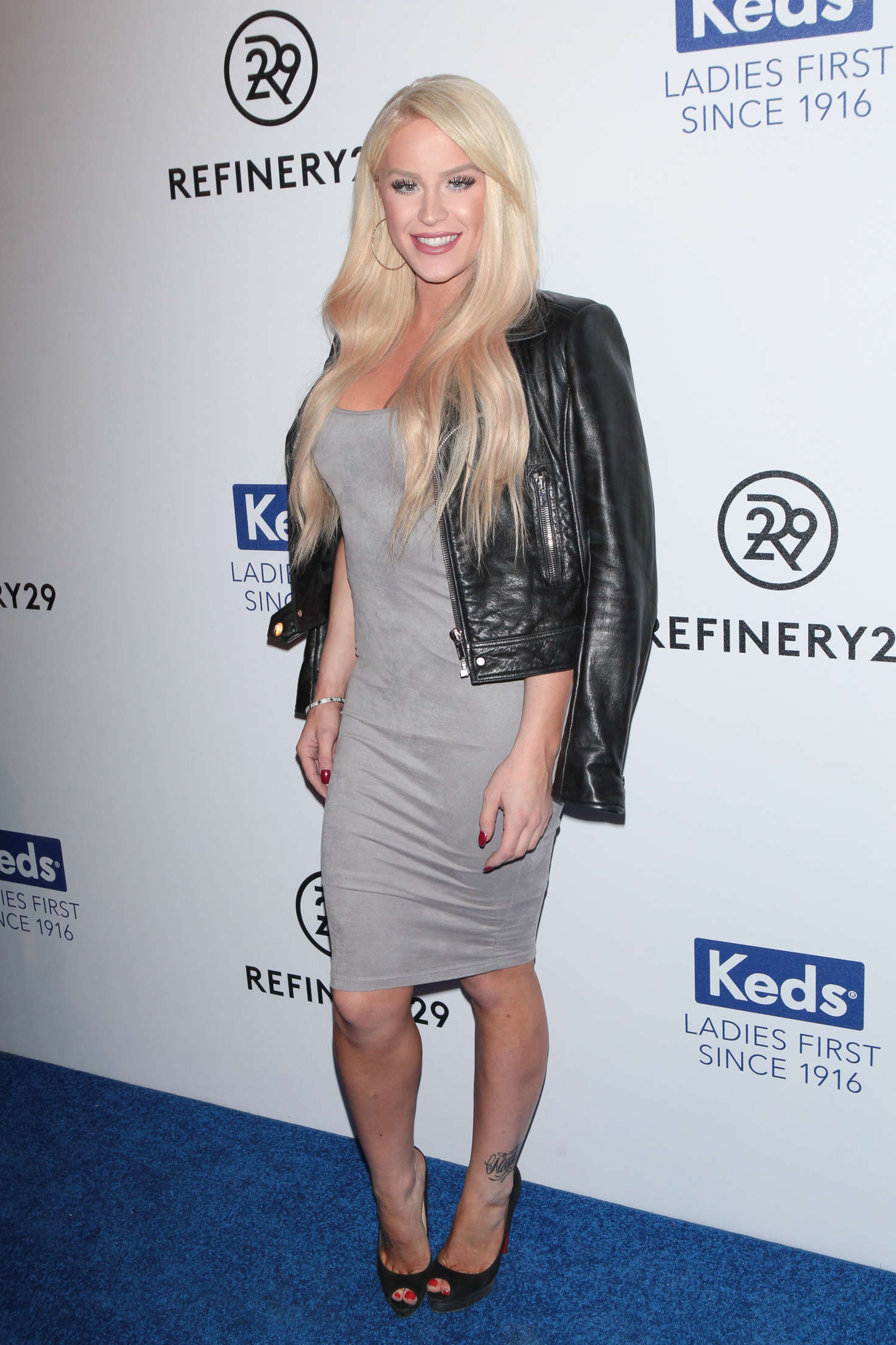 Gigi Gorgeous Keds Centennial Celebration at Studio in New York