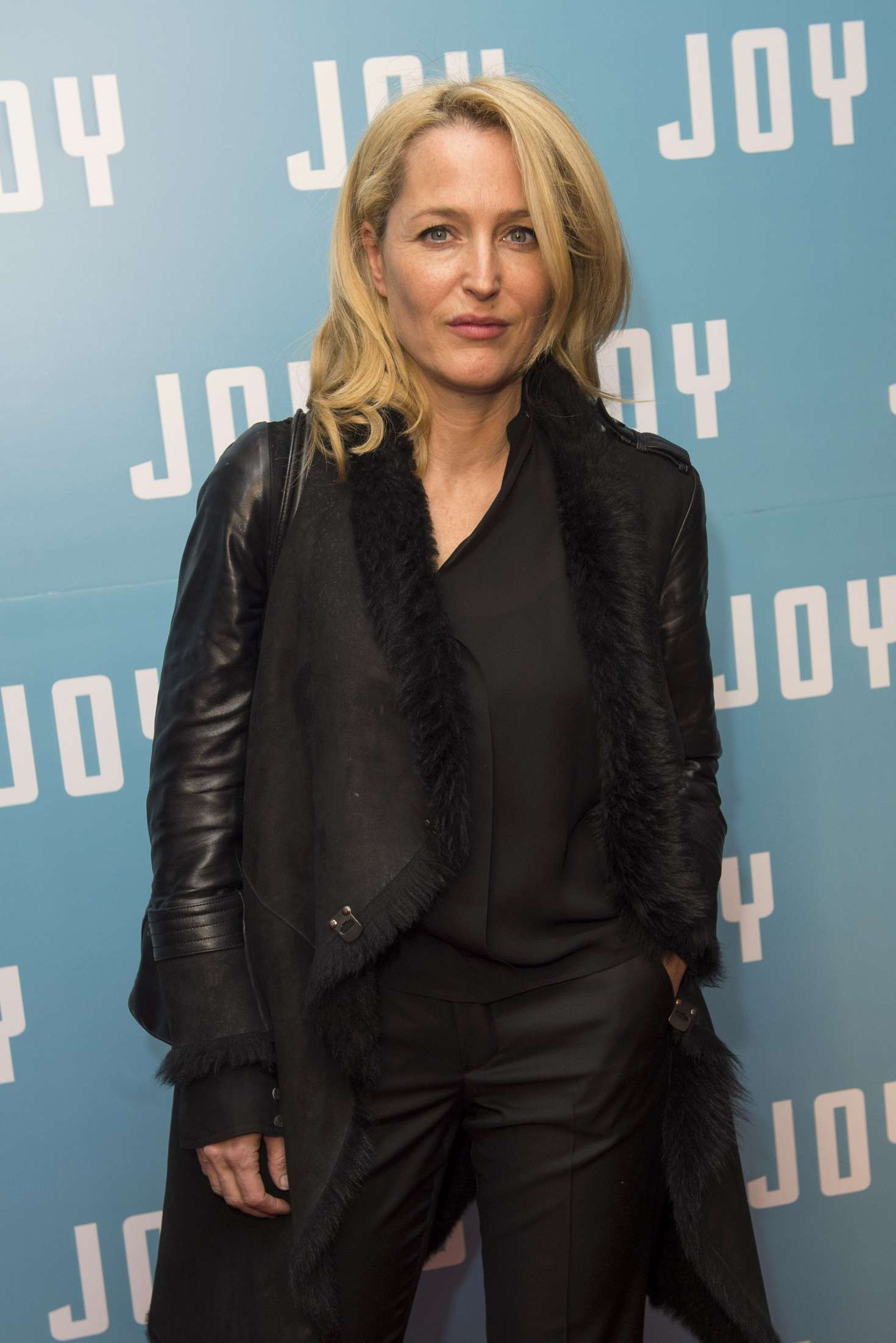 Gillian Anderson Joy Screening in London