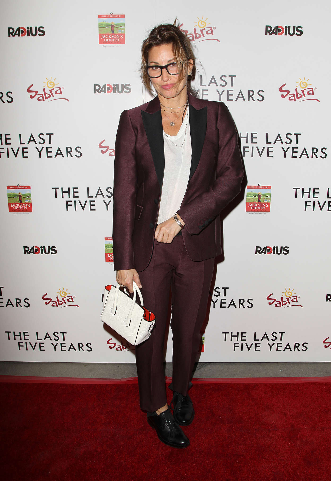 Gina Gershon The Last Five Years Premiere in Los Angeles