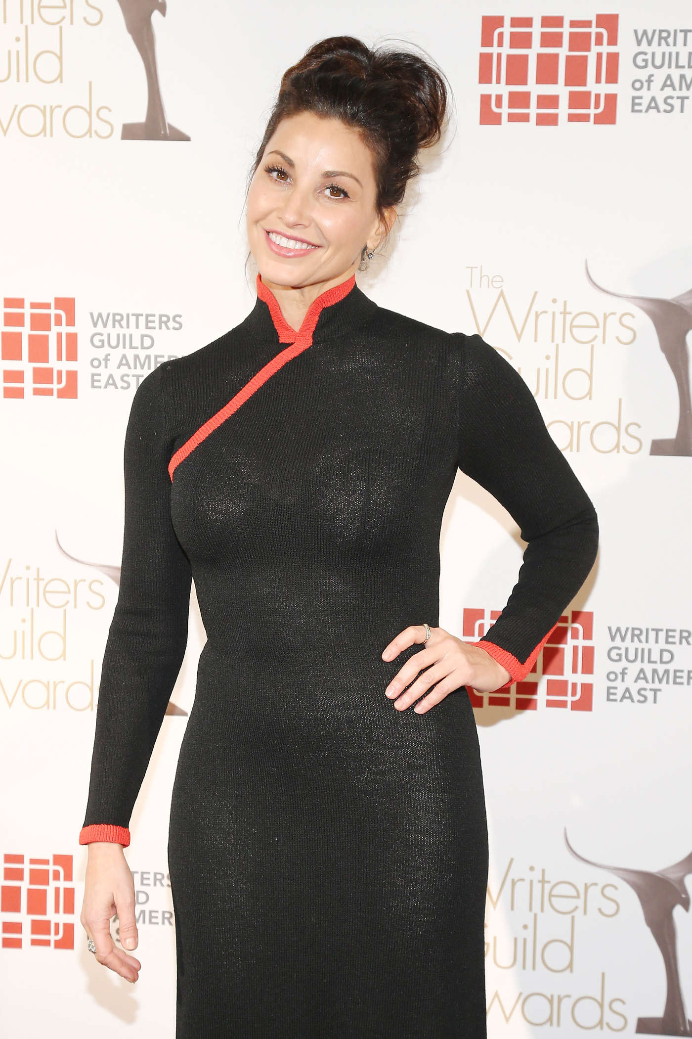 Gina Gershon Writers Guild East Coast Awards in New York City