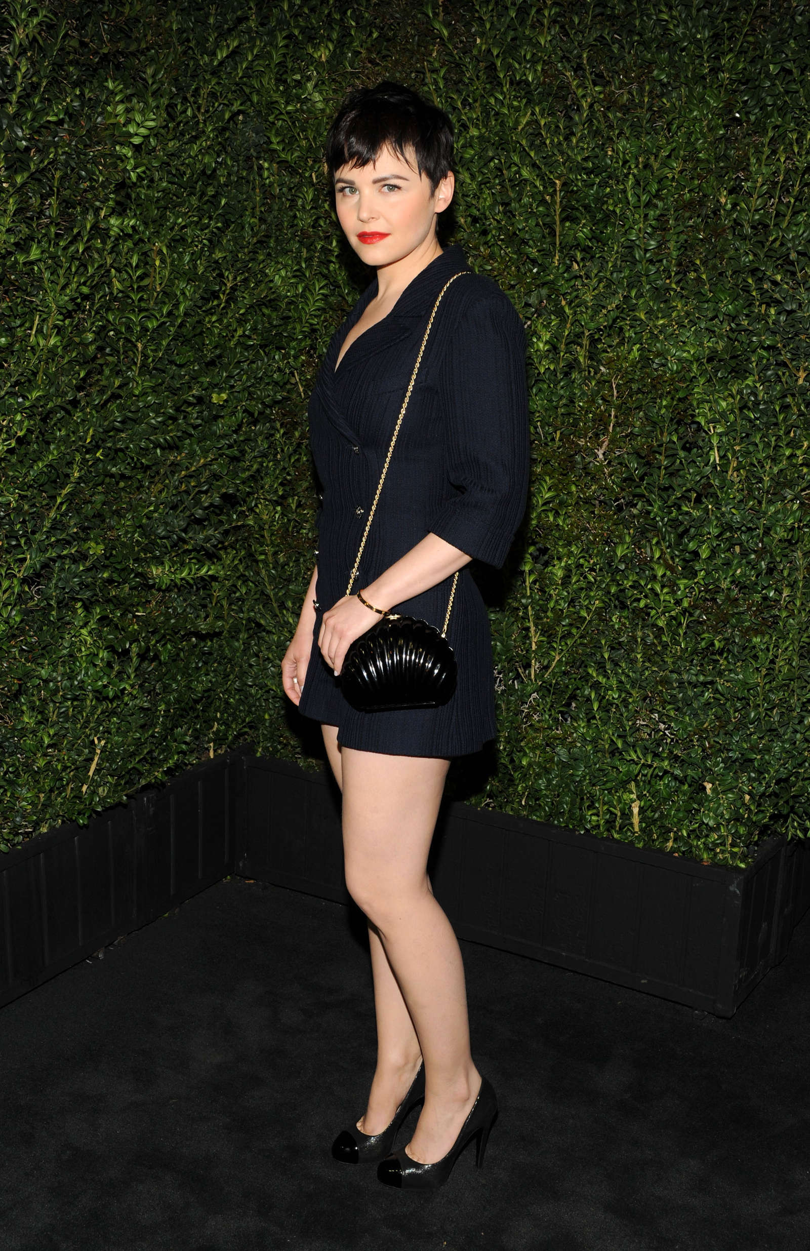 Ginnifer Goodwin Chanel Pre-Oscar dinner in Los Angeles
