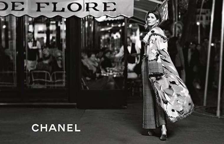 Gisele Bundchen Chanel Campaign