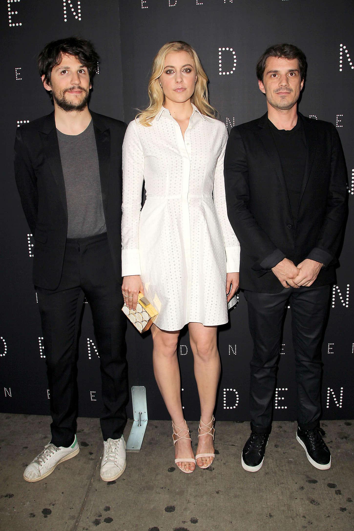 Greta Gerwig Eden Premiere in New York